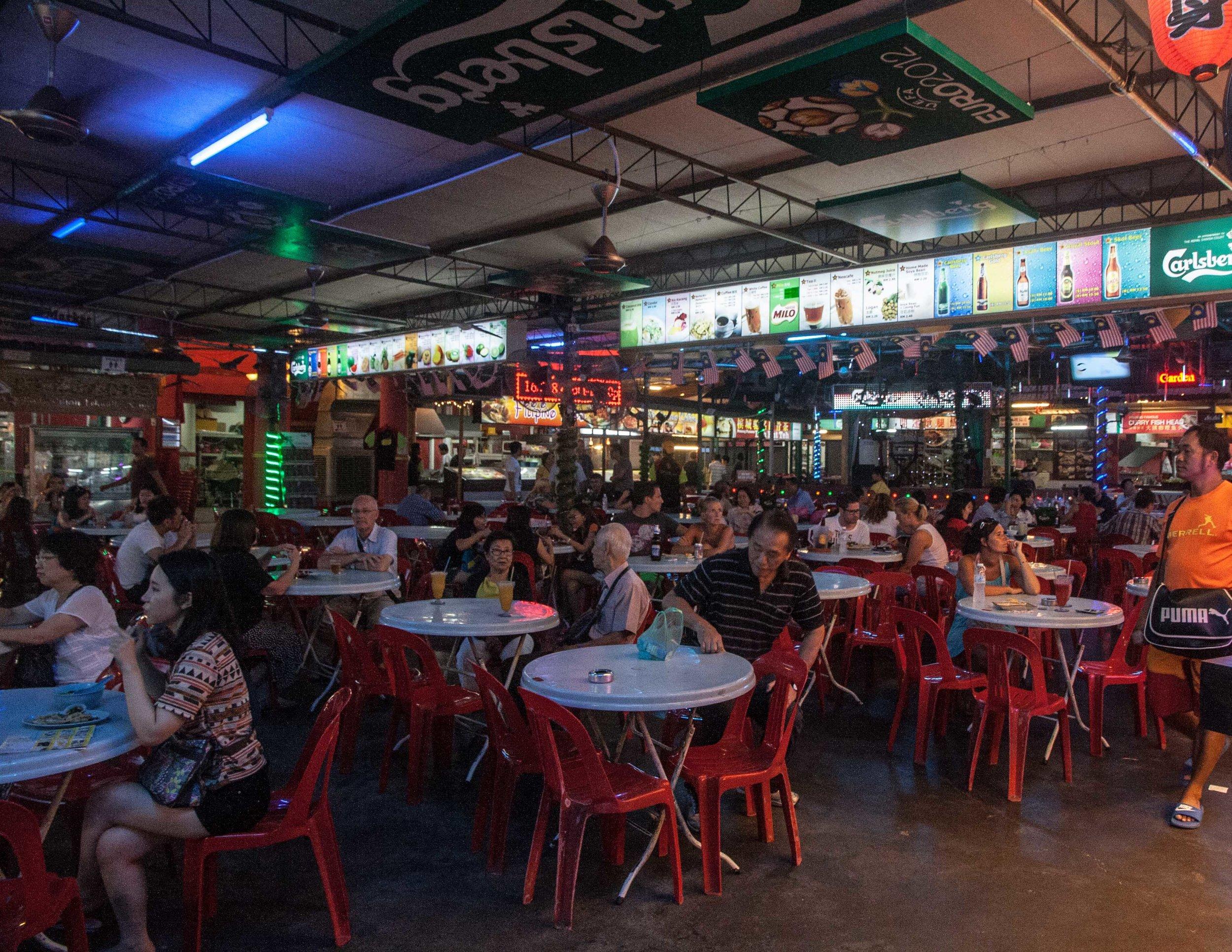 Street eats in Penang, Malaysia