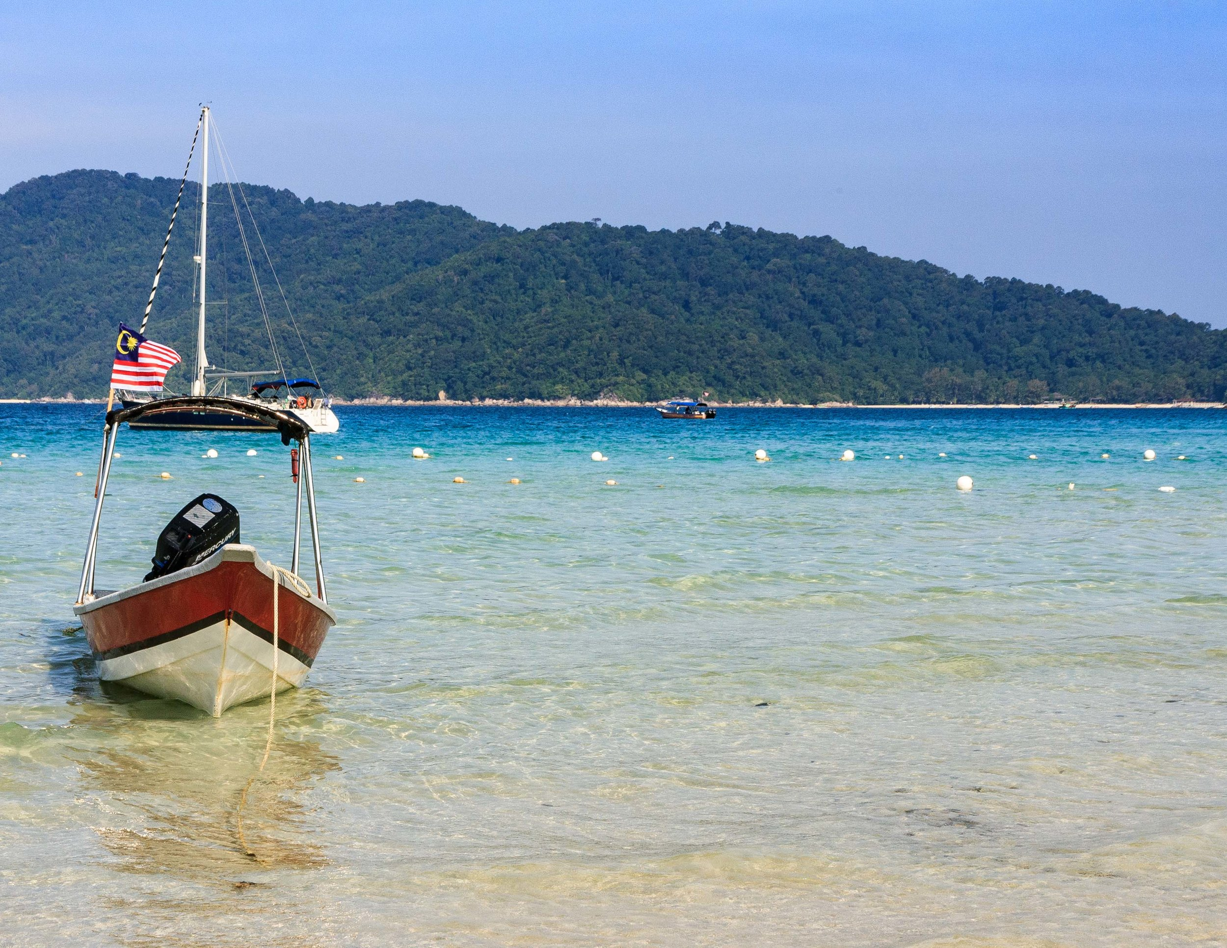 Best things to do in Malaysia: swim with turtles in the Perhentians