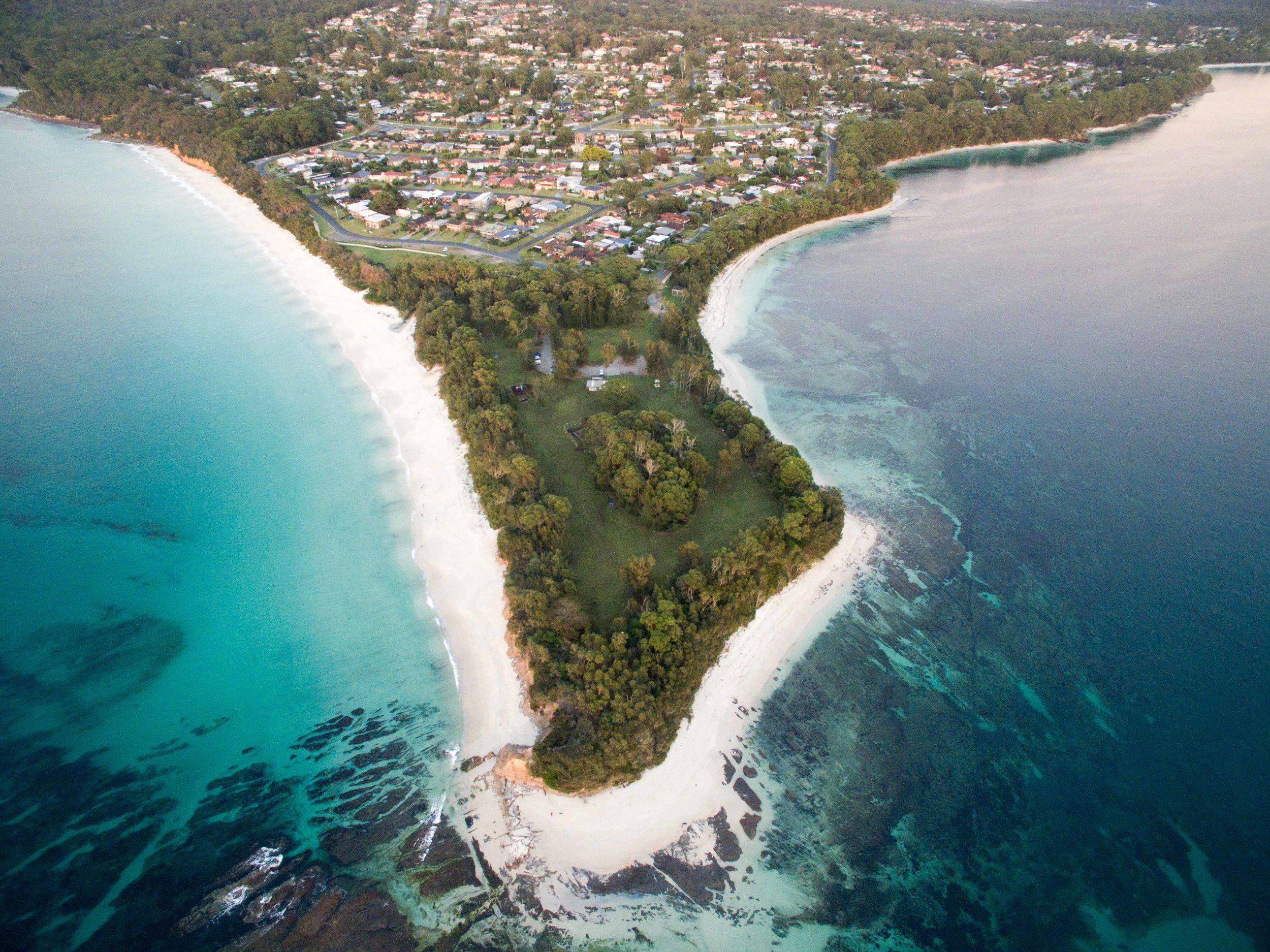 Weekends away from Sydney: Jervis Bay