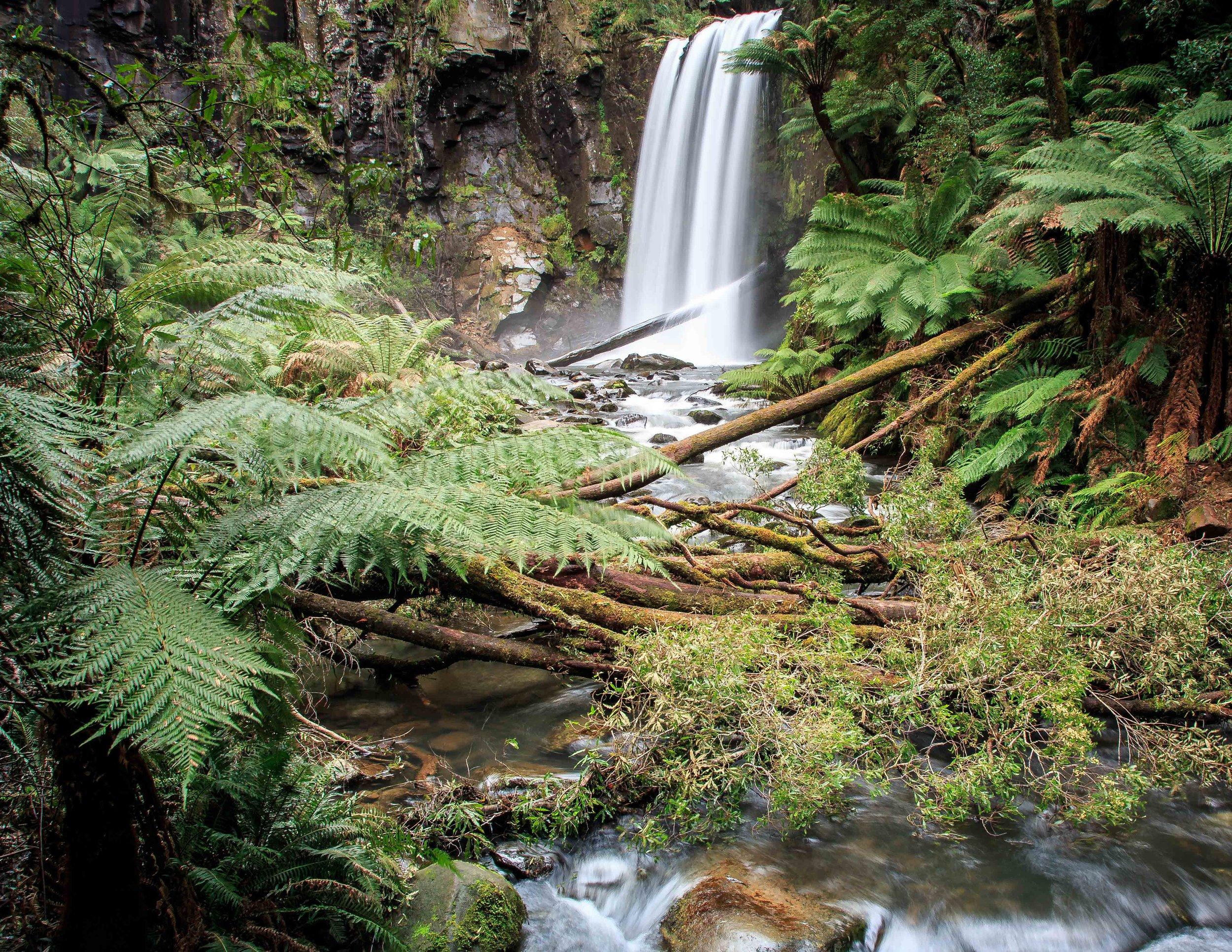 Great Ocean Road, Hopetoun Falls