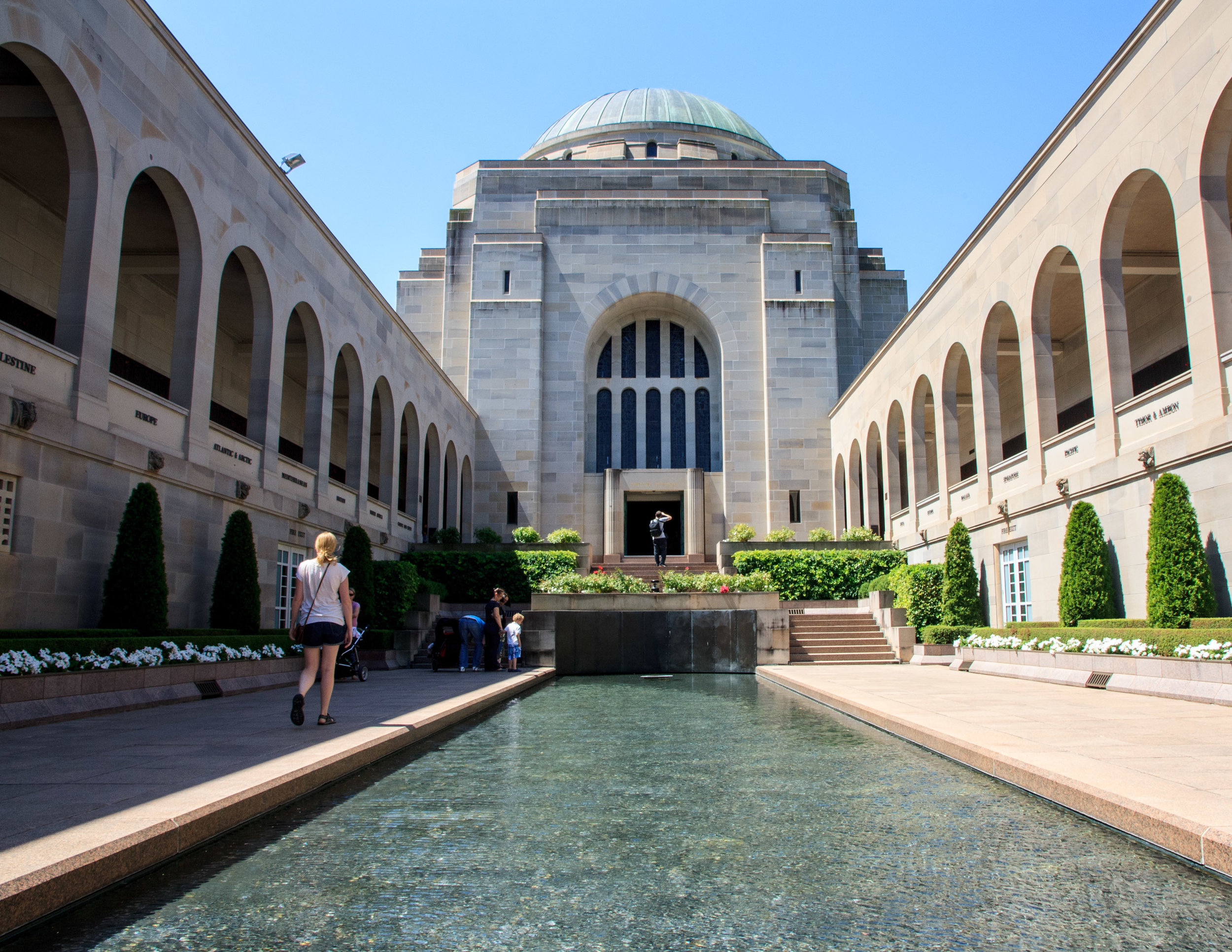 Must-see places in Australia: Canberra's Museums