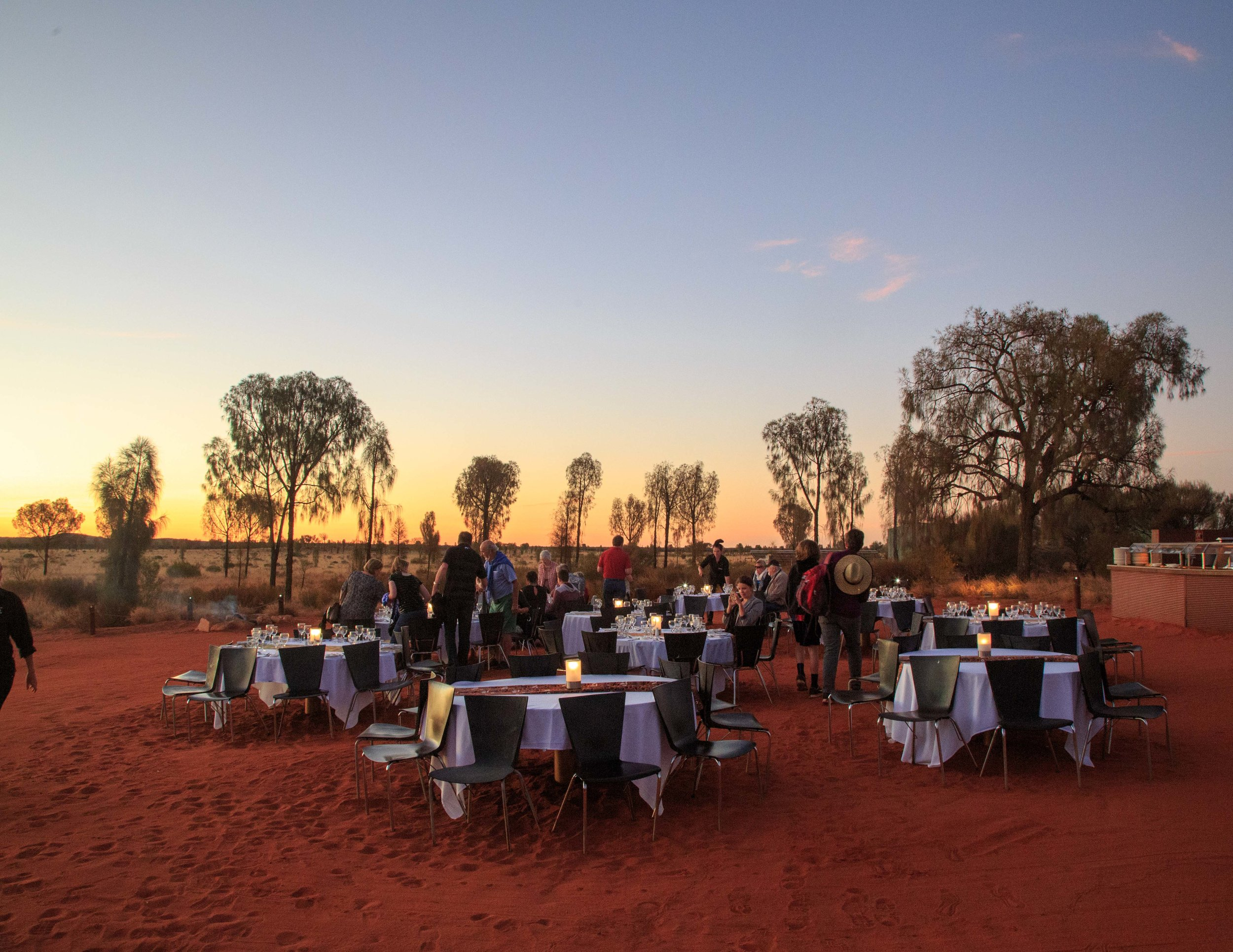 Instagrammable spots in the Outback: Sounds of Silence