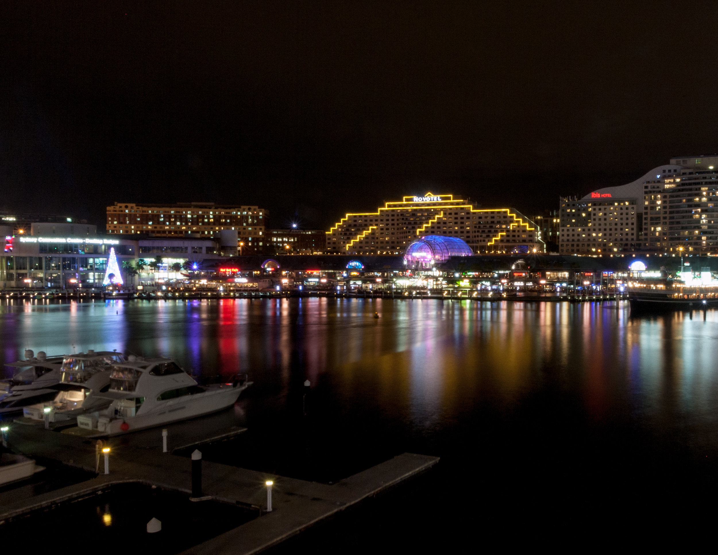 What to do with 48 hours in Sydney: Darling Harbour