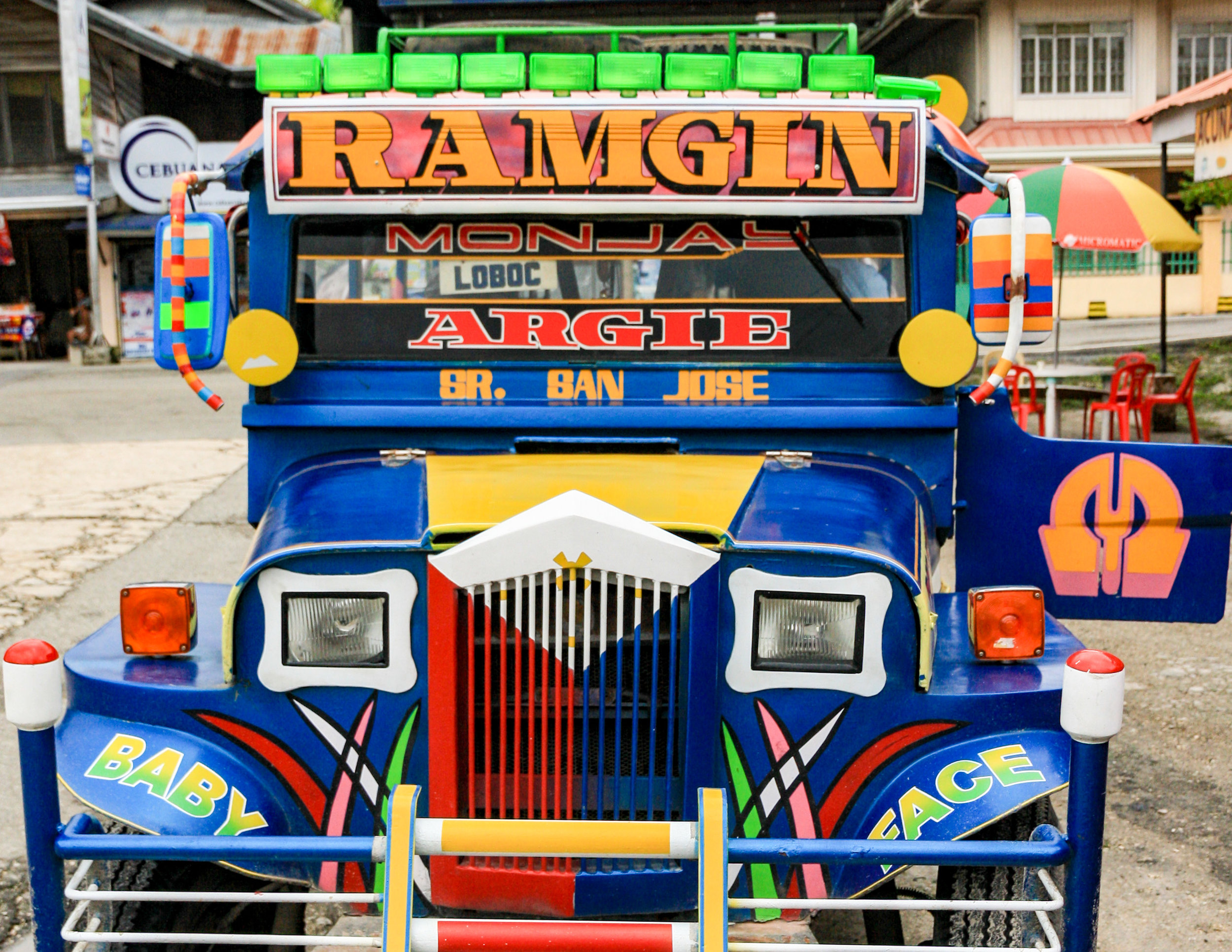 Best things to do in Luzon (The Philippines): Get a jeepney