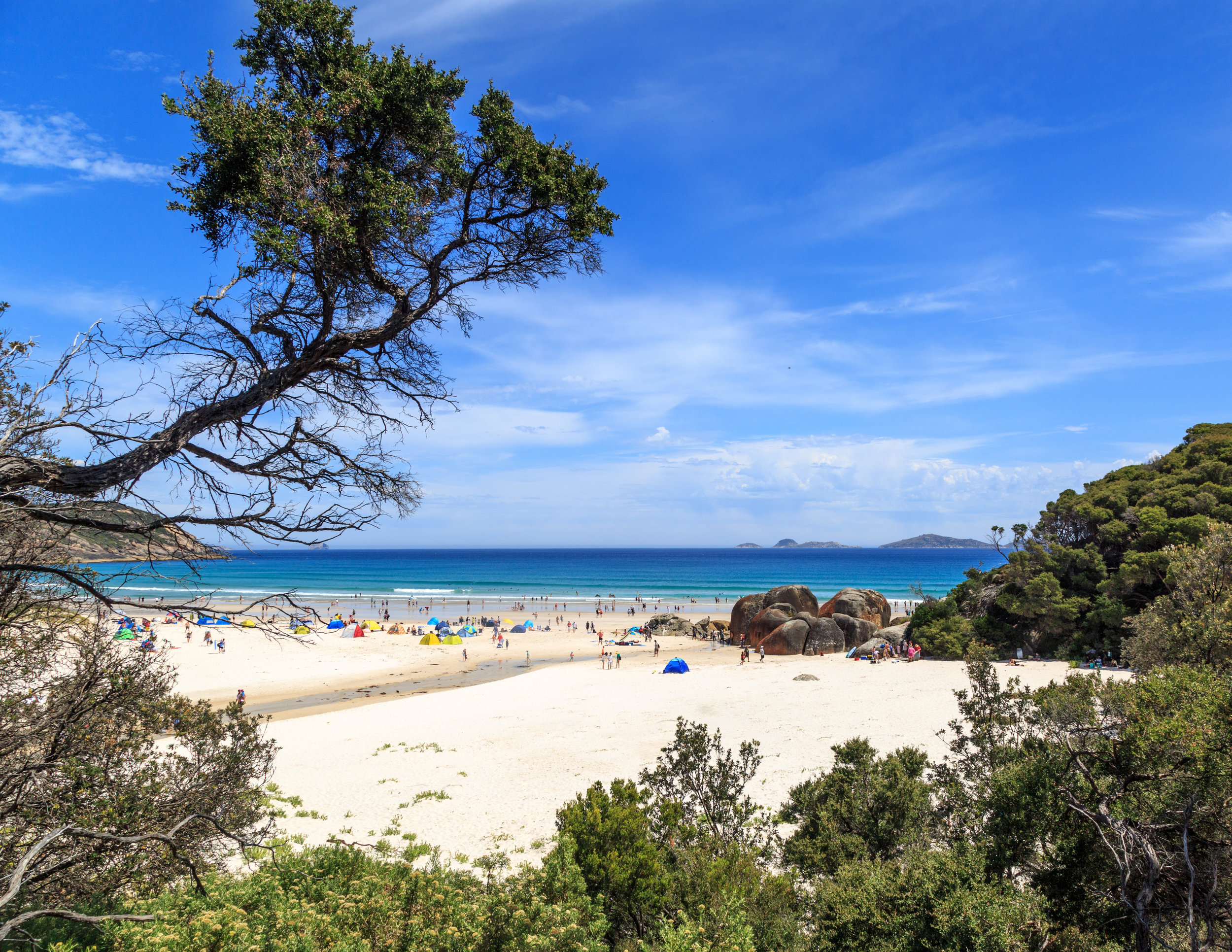 Best Beaches in Australia: Squeaky Beach in Wilson's Prom