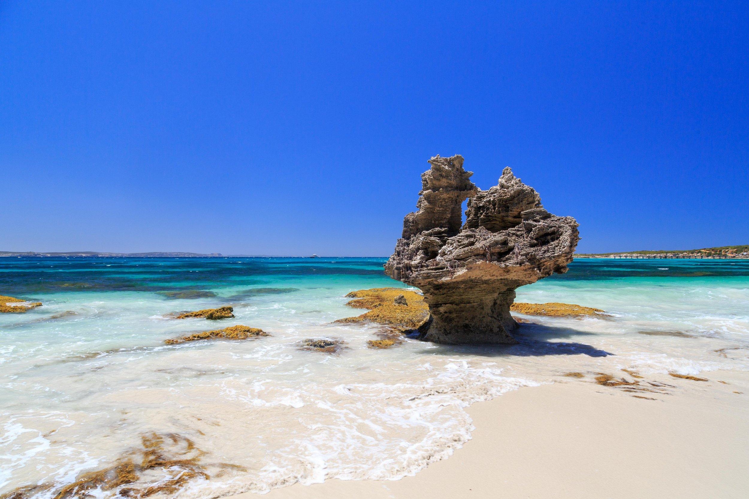 Vivonne Bay on Kangaroo Island, South Australia