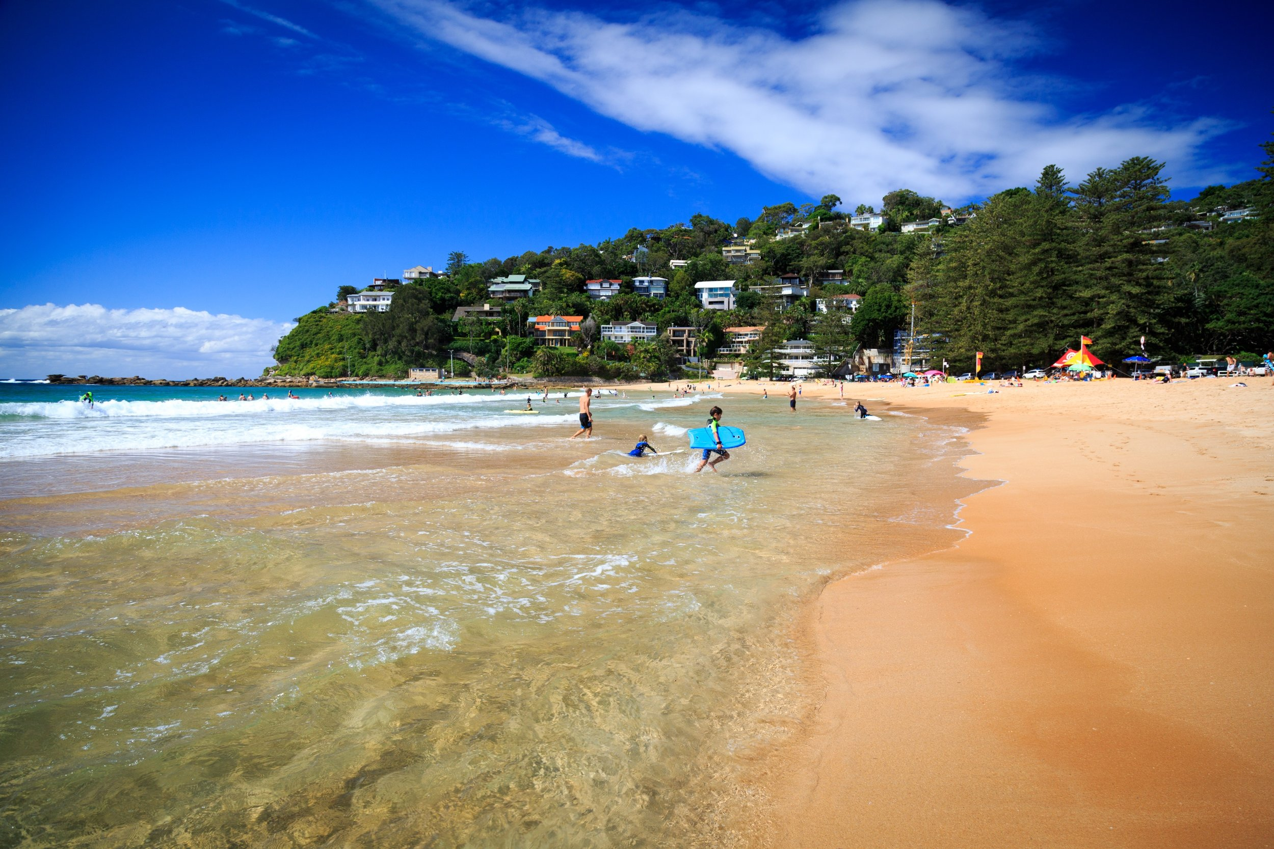Best beaches in Australia: Palm Beach, NSW