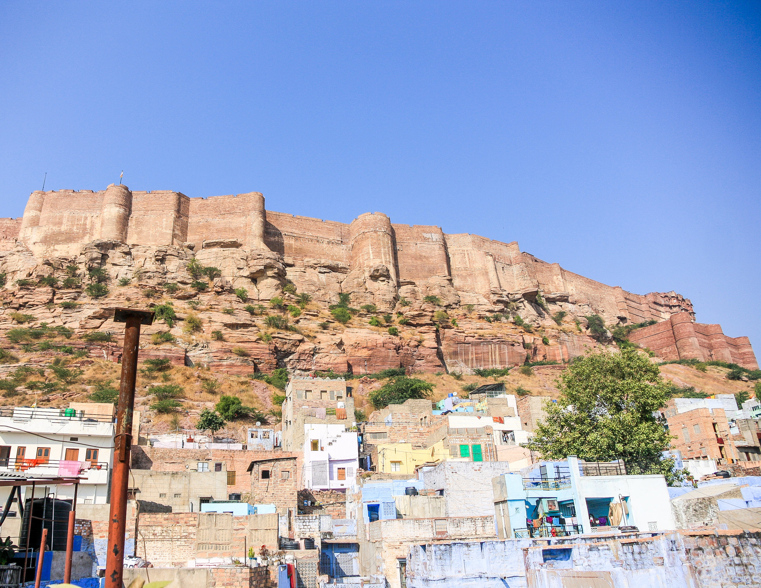 Tourist places in Rajasthan: Mehrangarh Fort