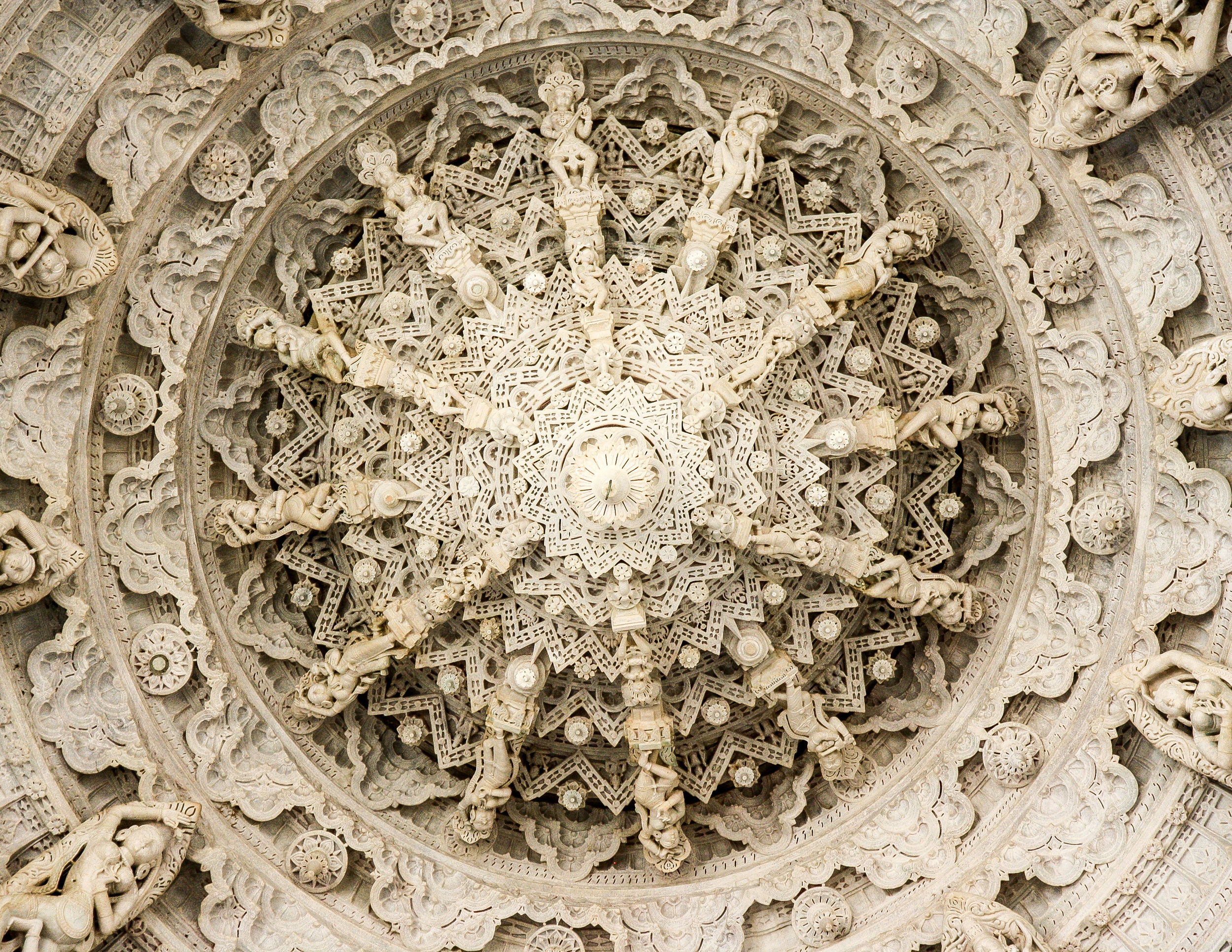 Places to visit in Rajasthan: The carvings at Ranakpur