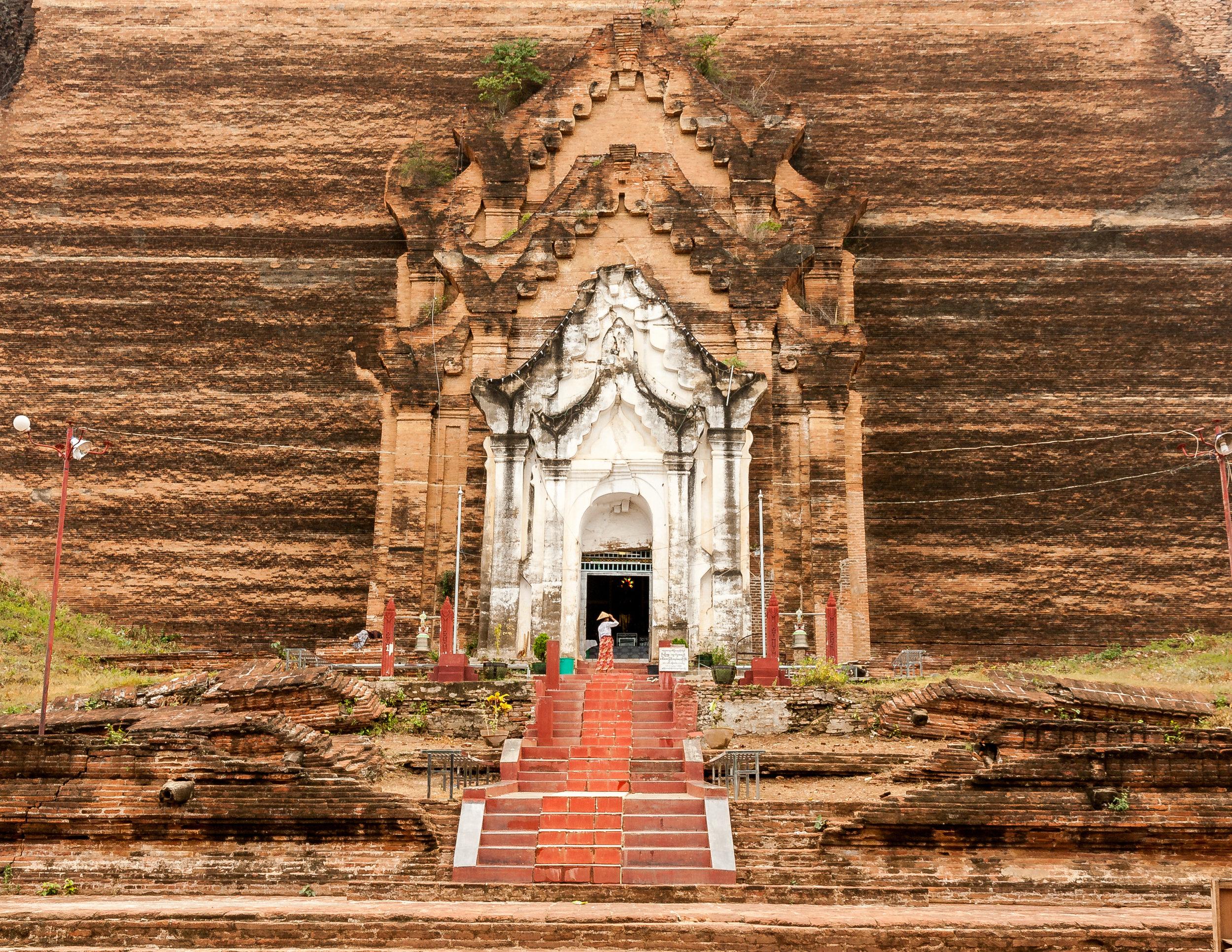 Mingun, Myanmar (Burma)