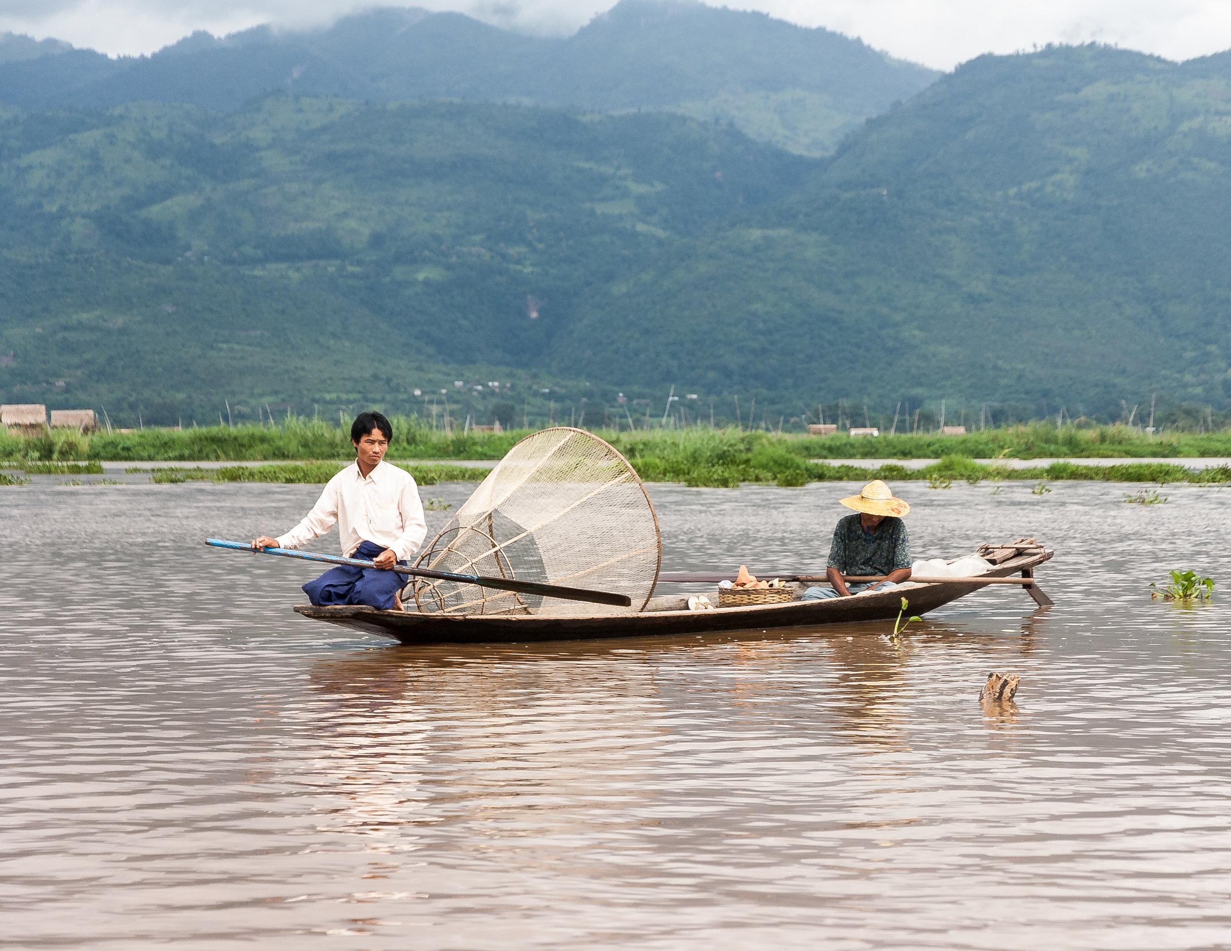 Myanmar Destinations: Inle Lake