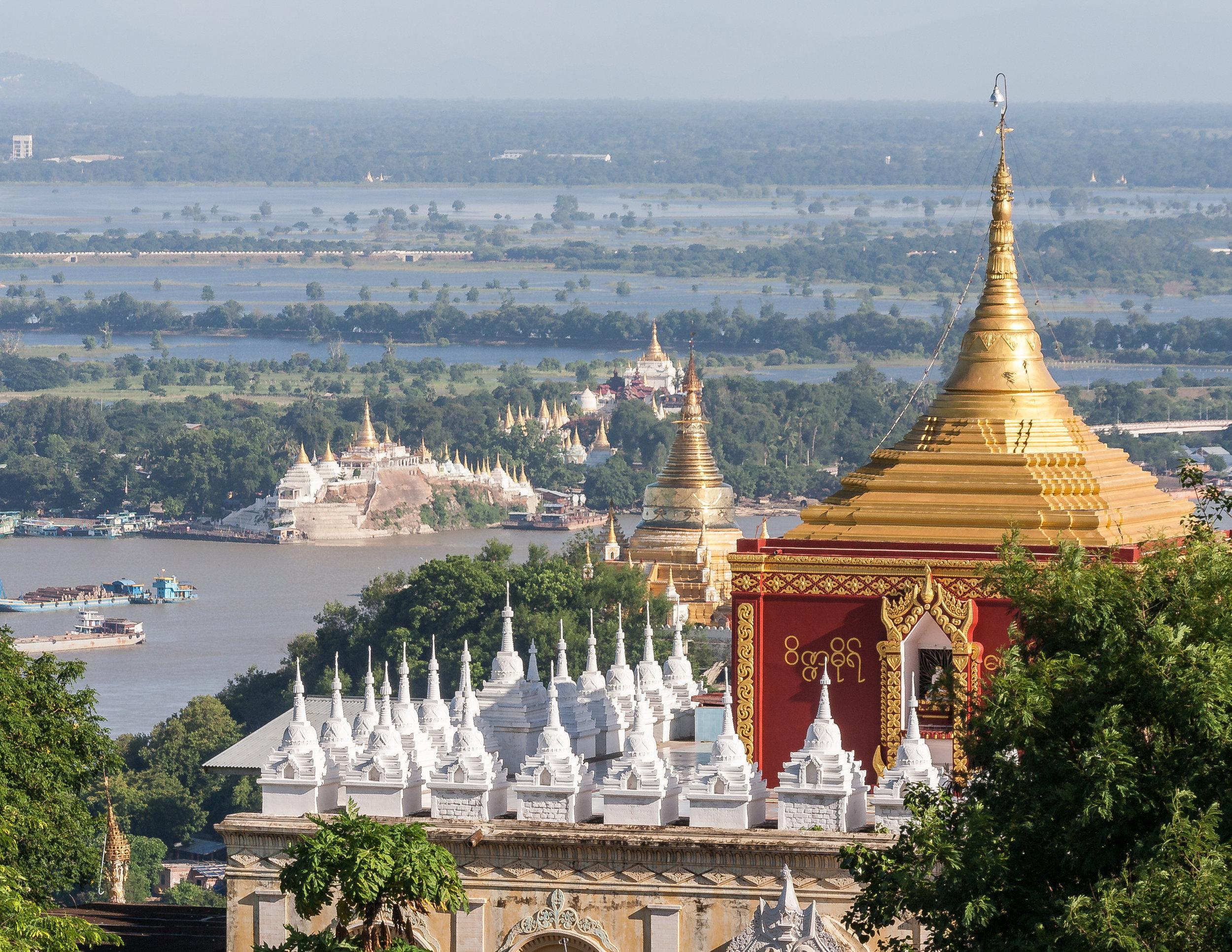 Myanmar Destinations: Sagaing