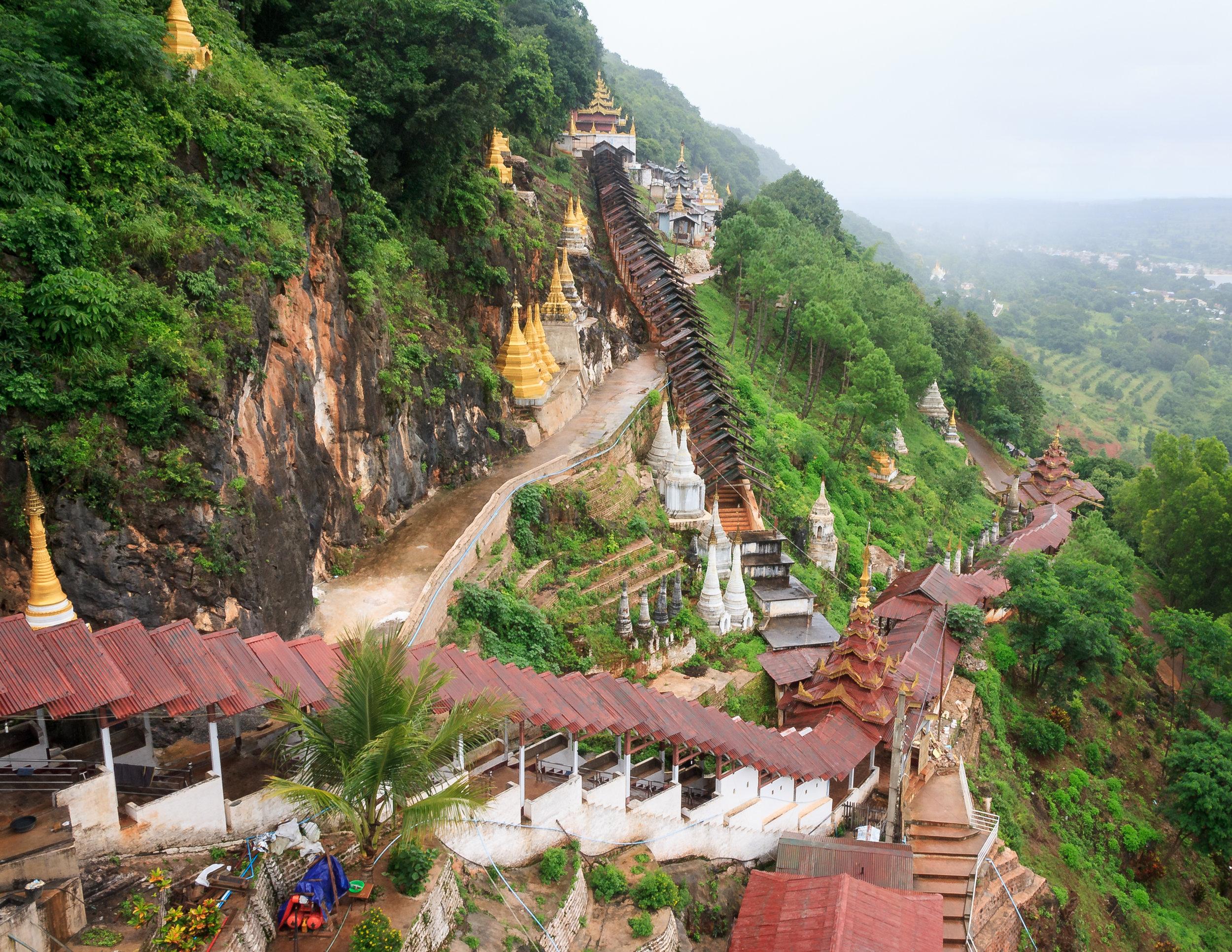 Myanmar Destinations: Pindaya Cave
