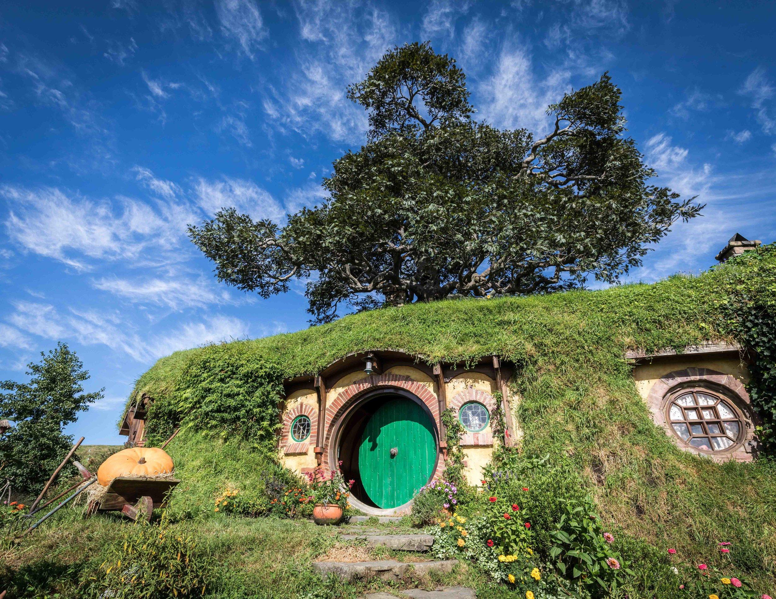 West Coast Road Trip New Zealand: Hobbiton