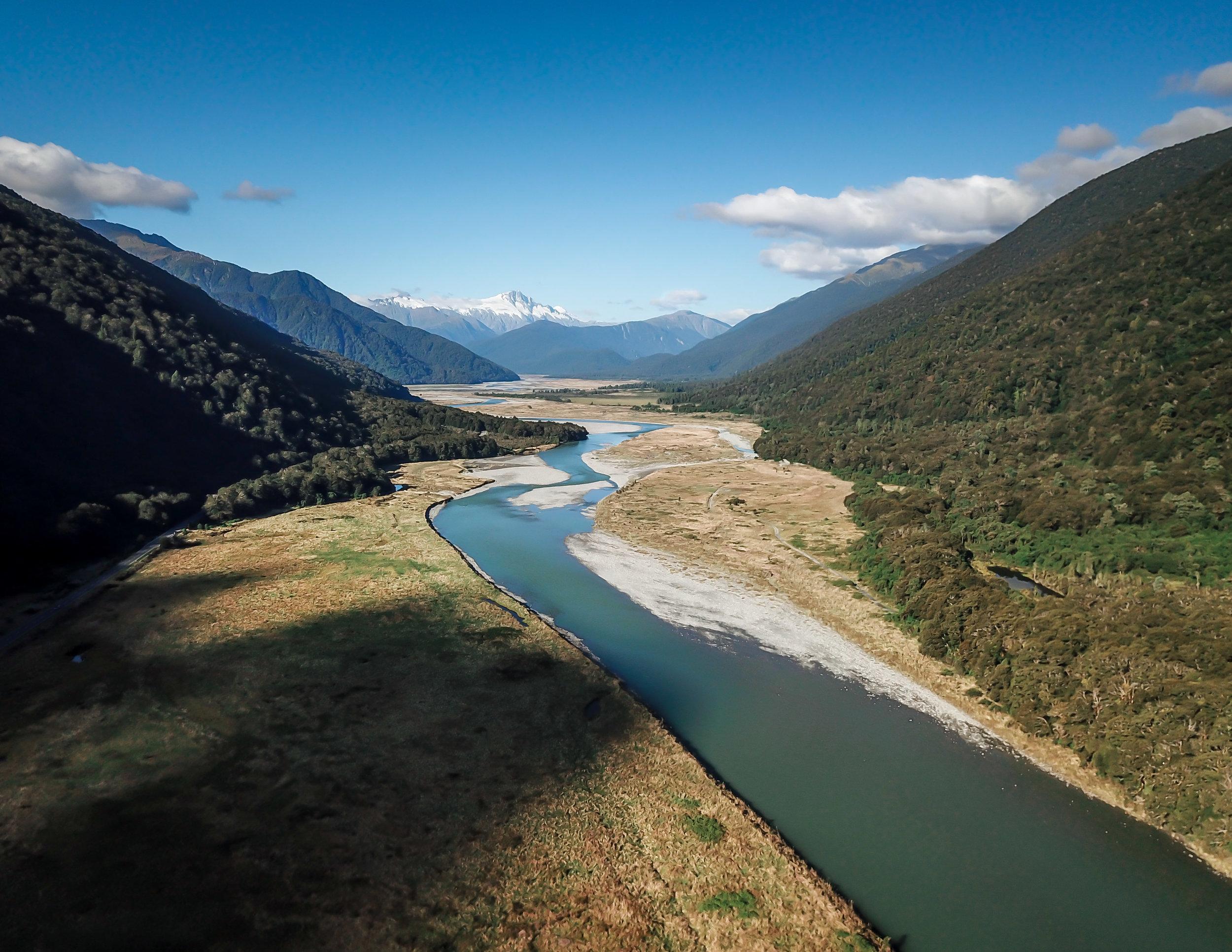 Haast Pass, New Zealand