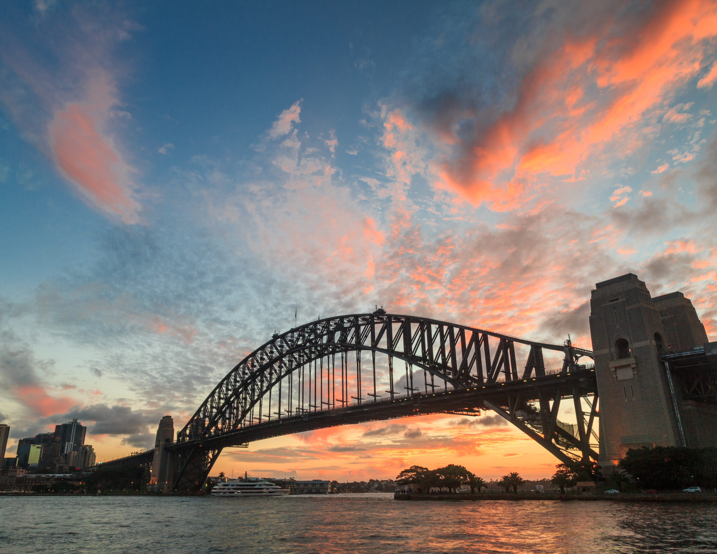 3 week itinerary of Australia: Sydney Harbour Bridge