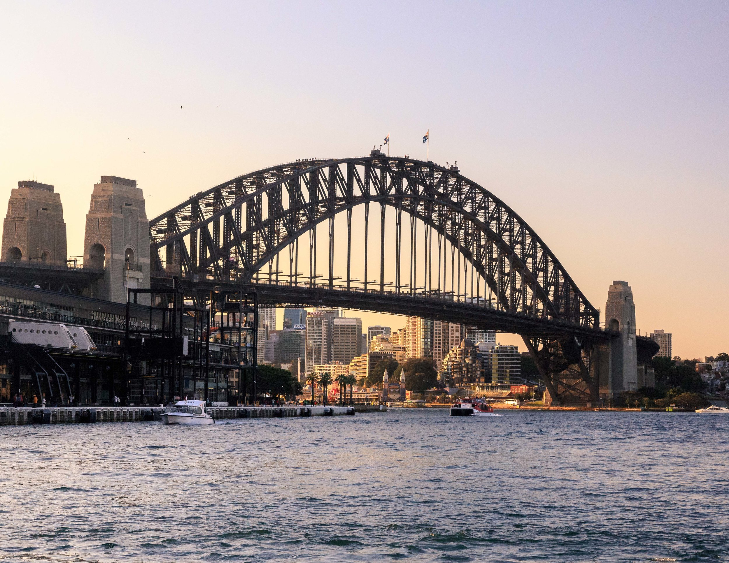 Best things to do in Sydney: Circular Quay Views