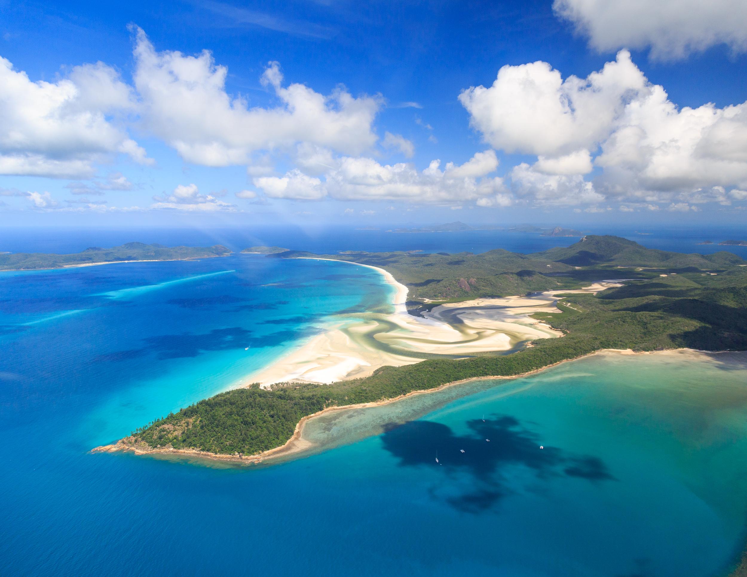 3 week itinerary of Australia: The Whitsundays