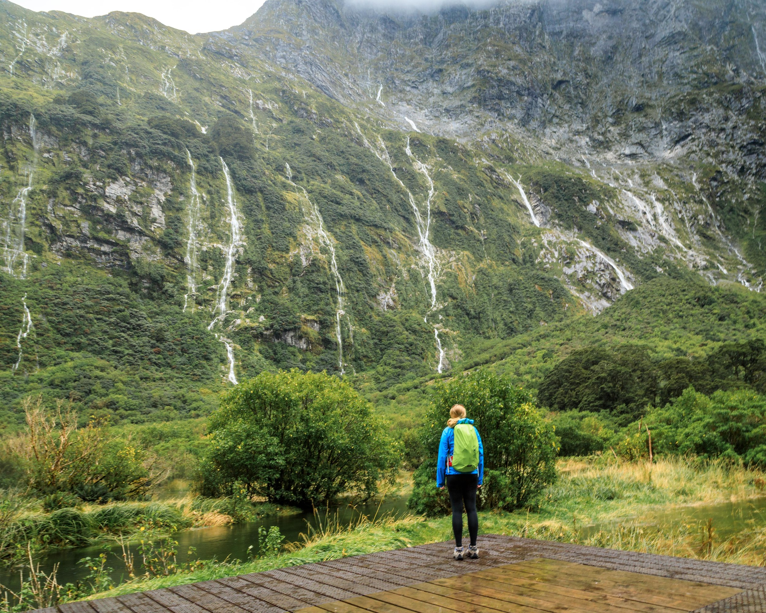 The Milford Track: Clinton Valley