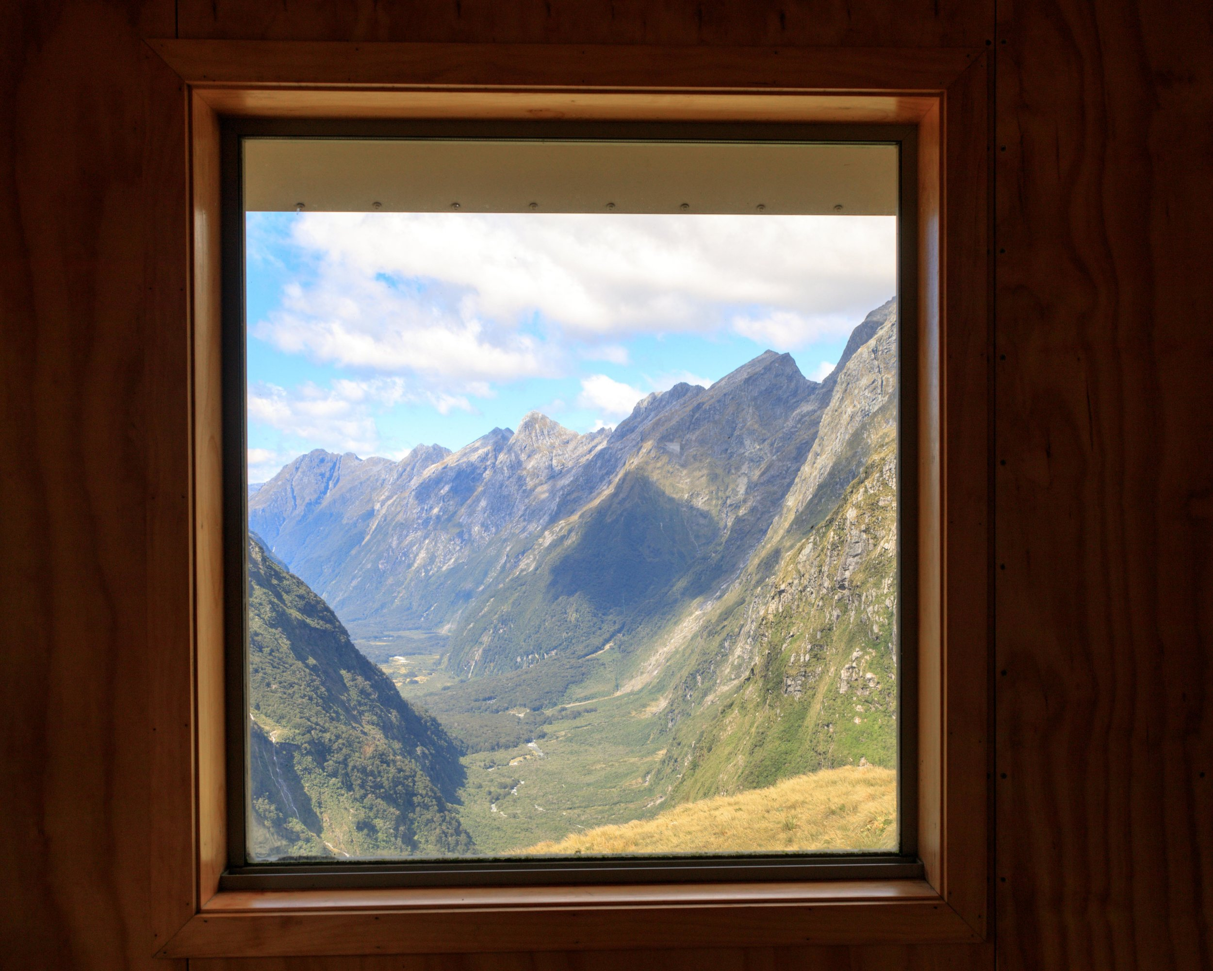 The greatest toilet view in the world?