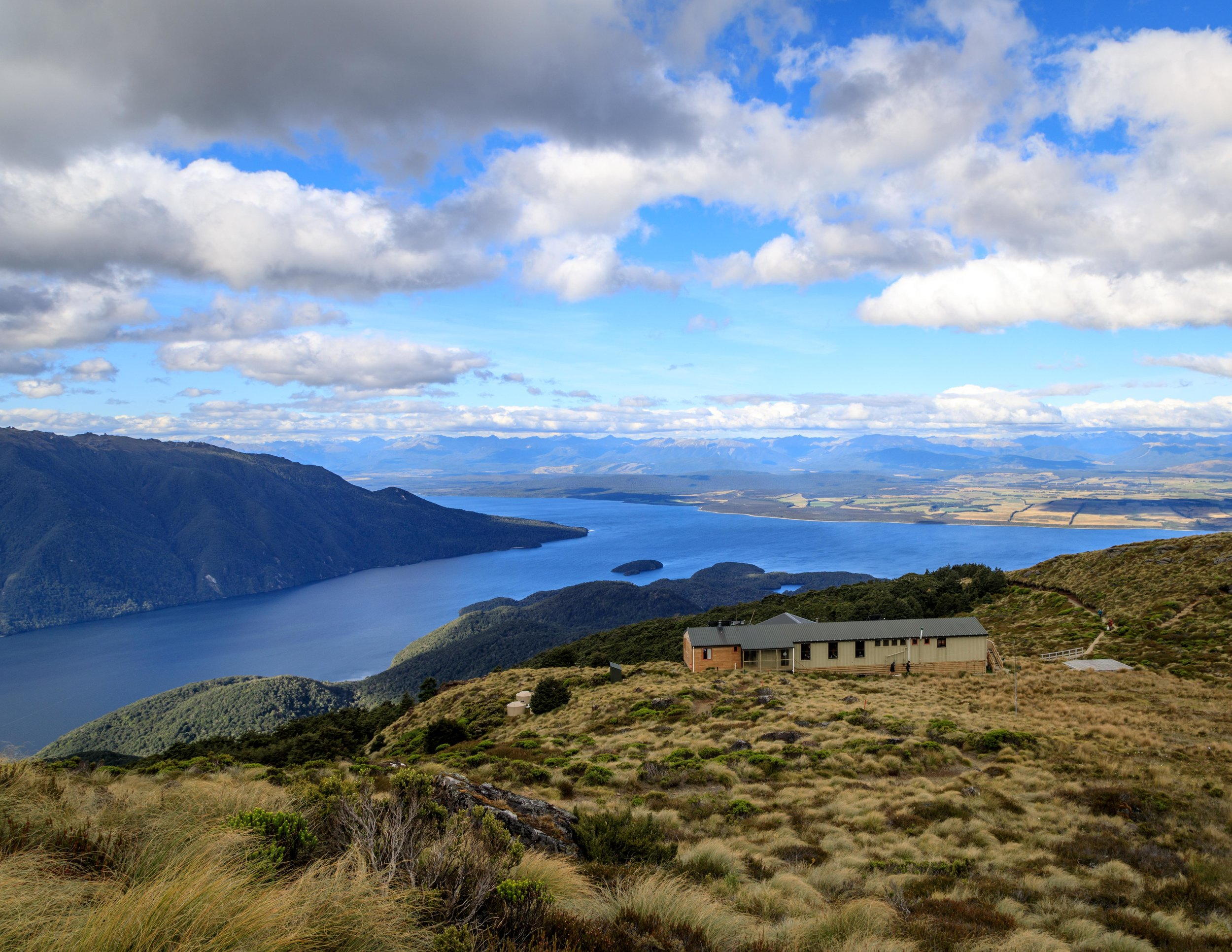 The Kepler Track: Luxmore Hut