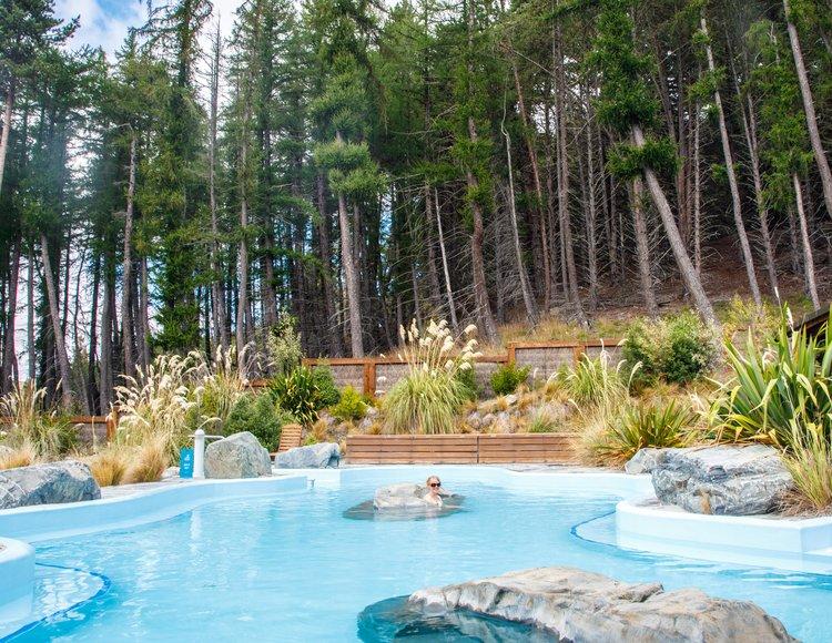 Best Hot Springs in New Zealand: Tekapo Hot Springs