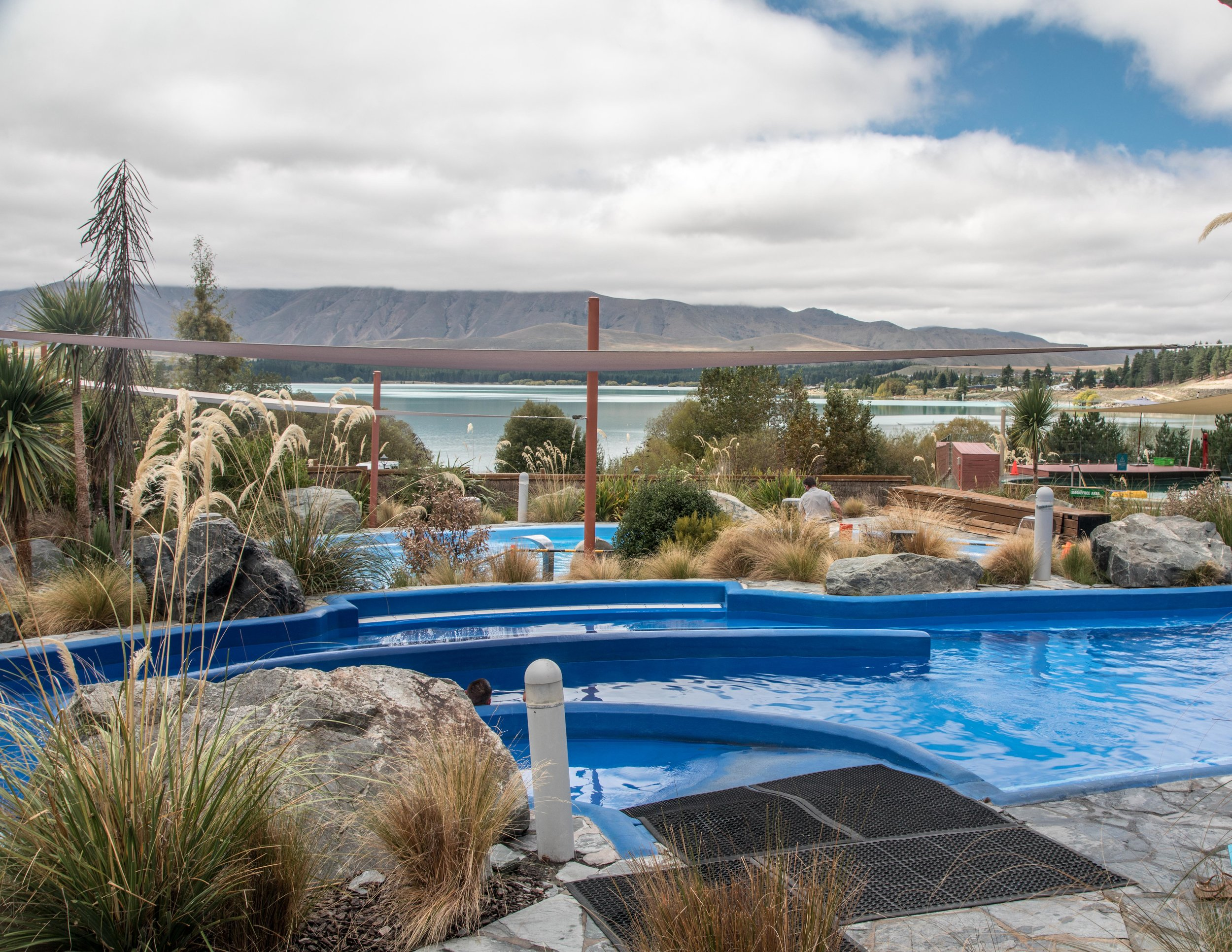 Best Hot Springs in New Zealand: Tekapo Hot Springs