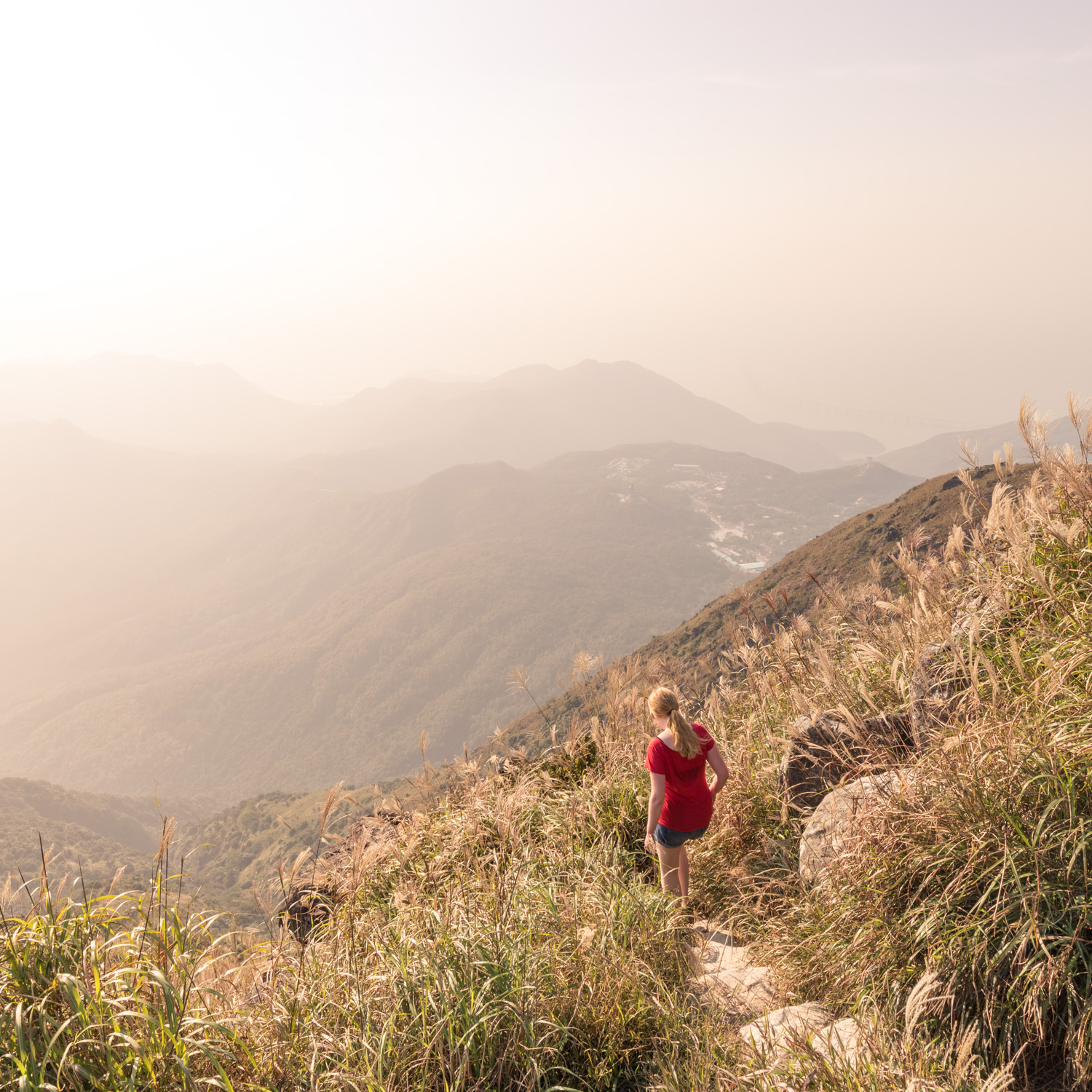Lantau Peak Trail: Best of Hong Kong