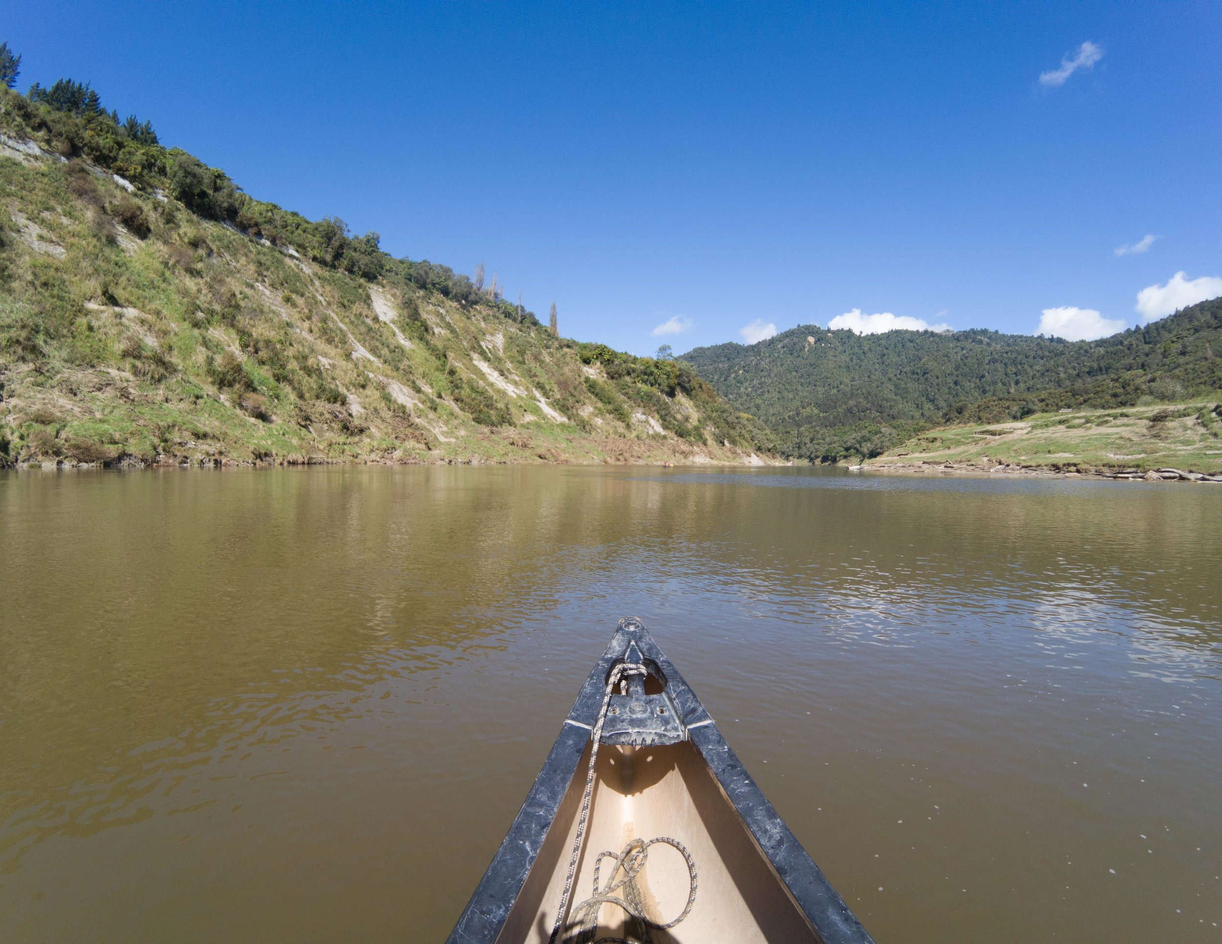 Booking the Whanganui River Journey