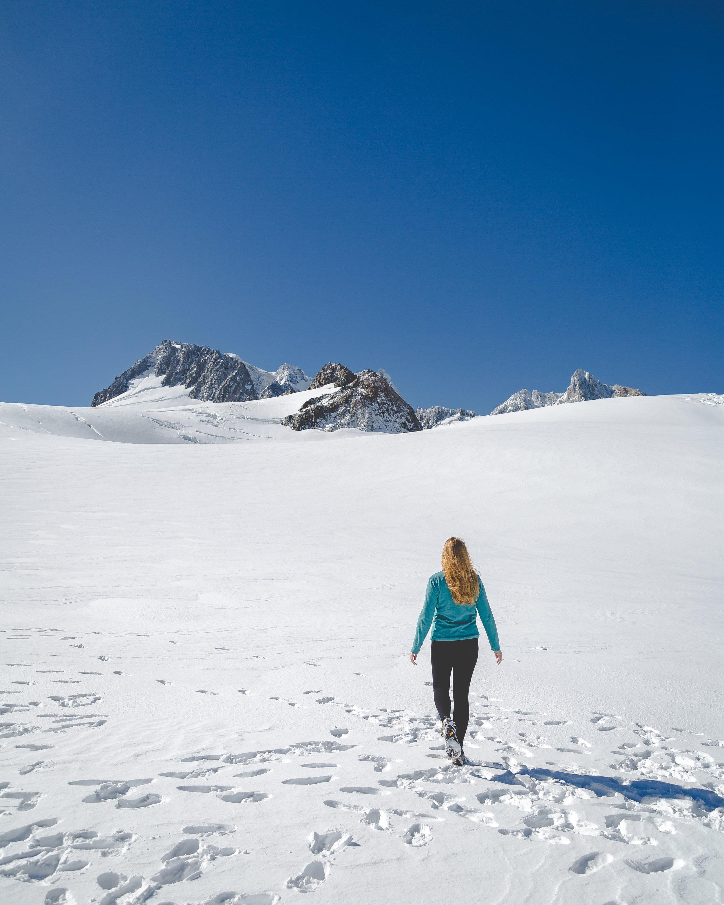 Instagrammable spots of New Zealand: Franz Josef Glacier