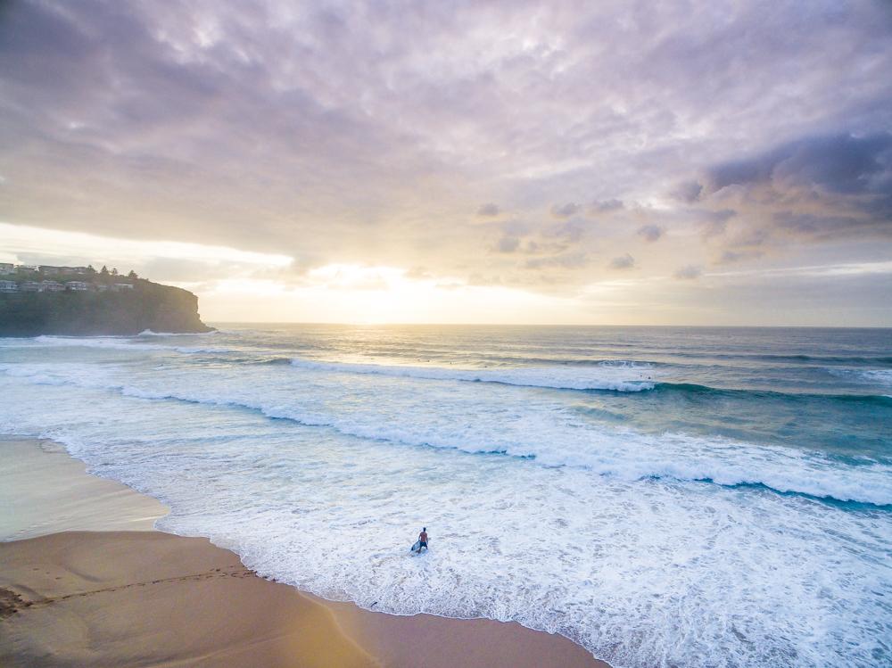 Bilgola Beach, Sydney