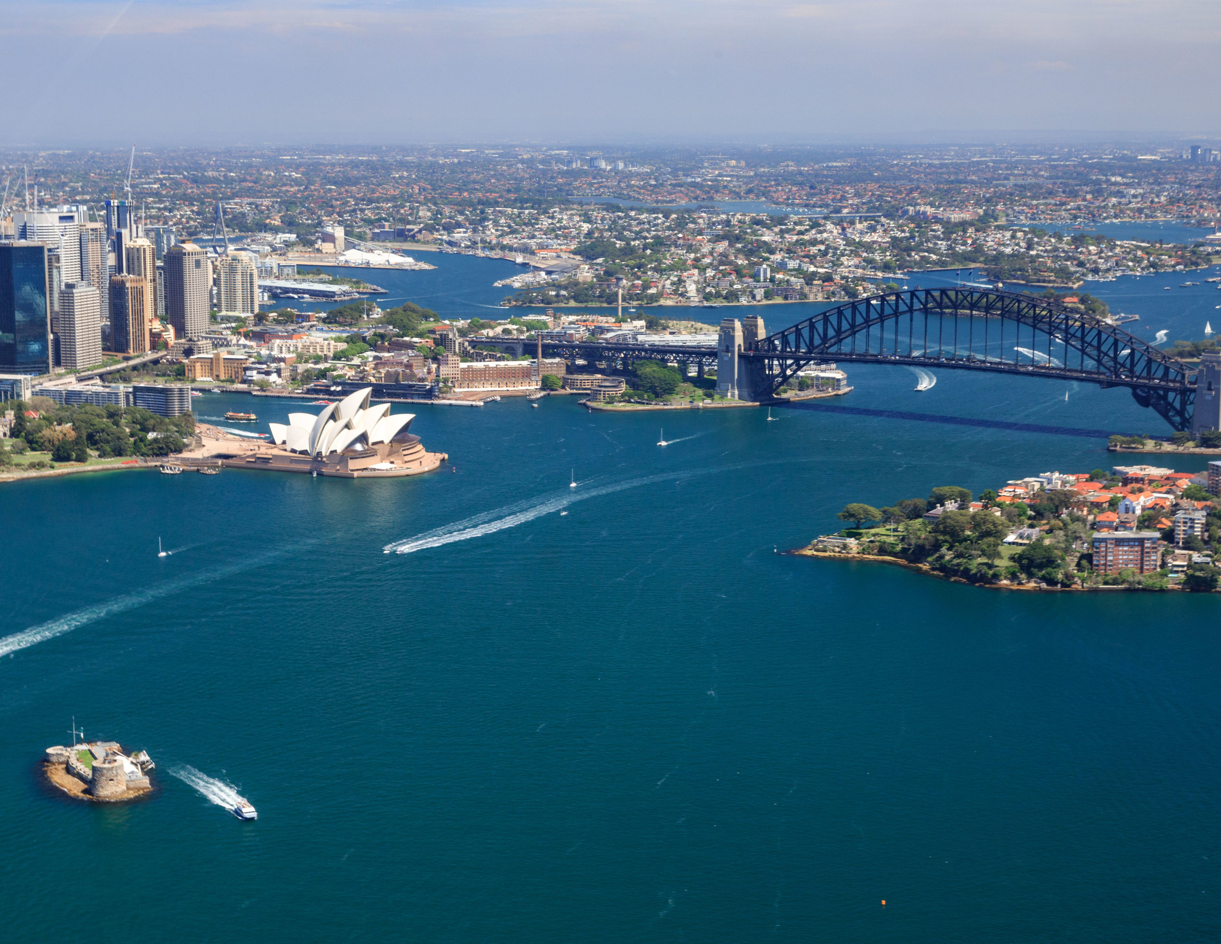 Sydney & New South Wales -