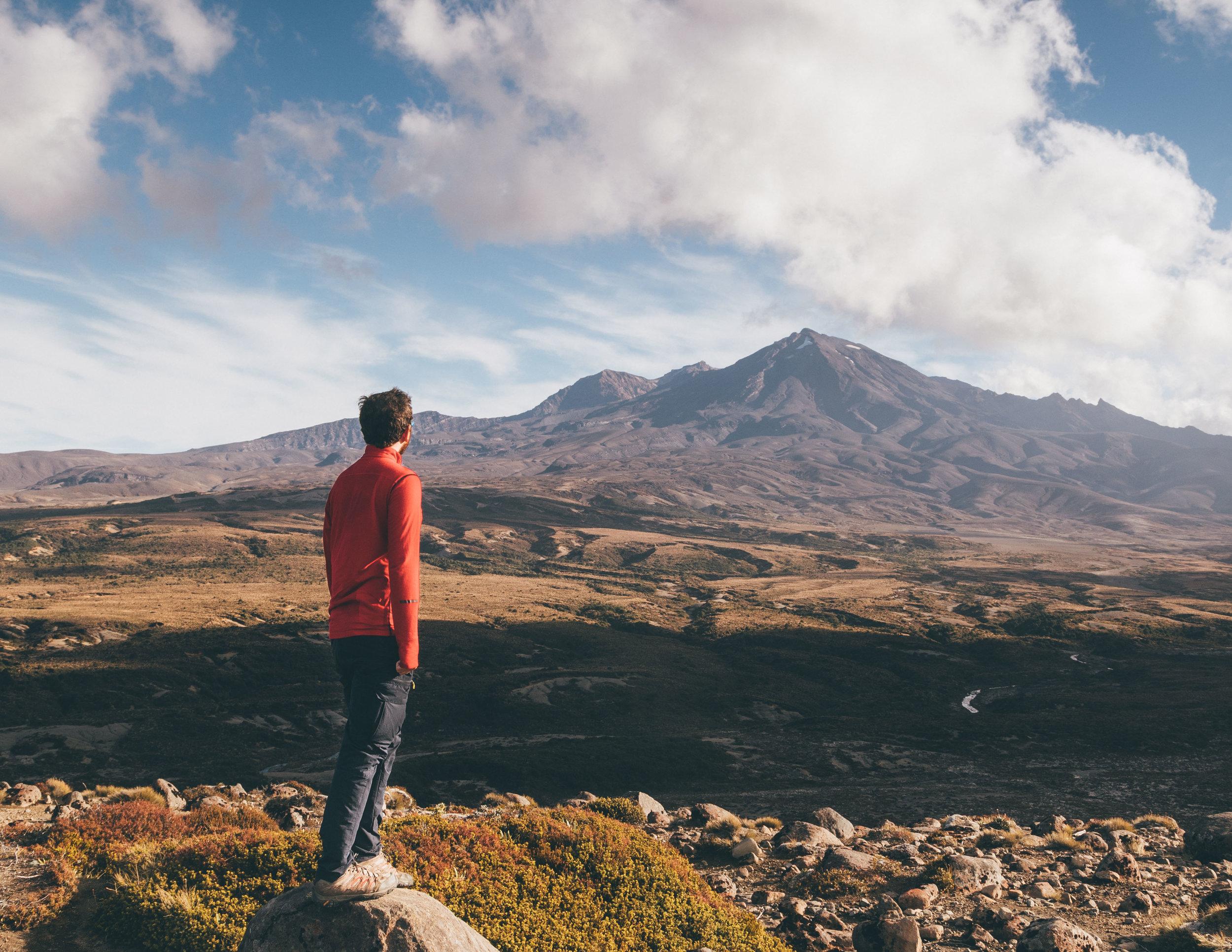 Mount Ruapheu