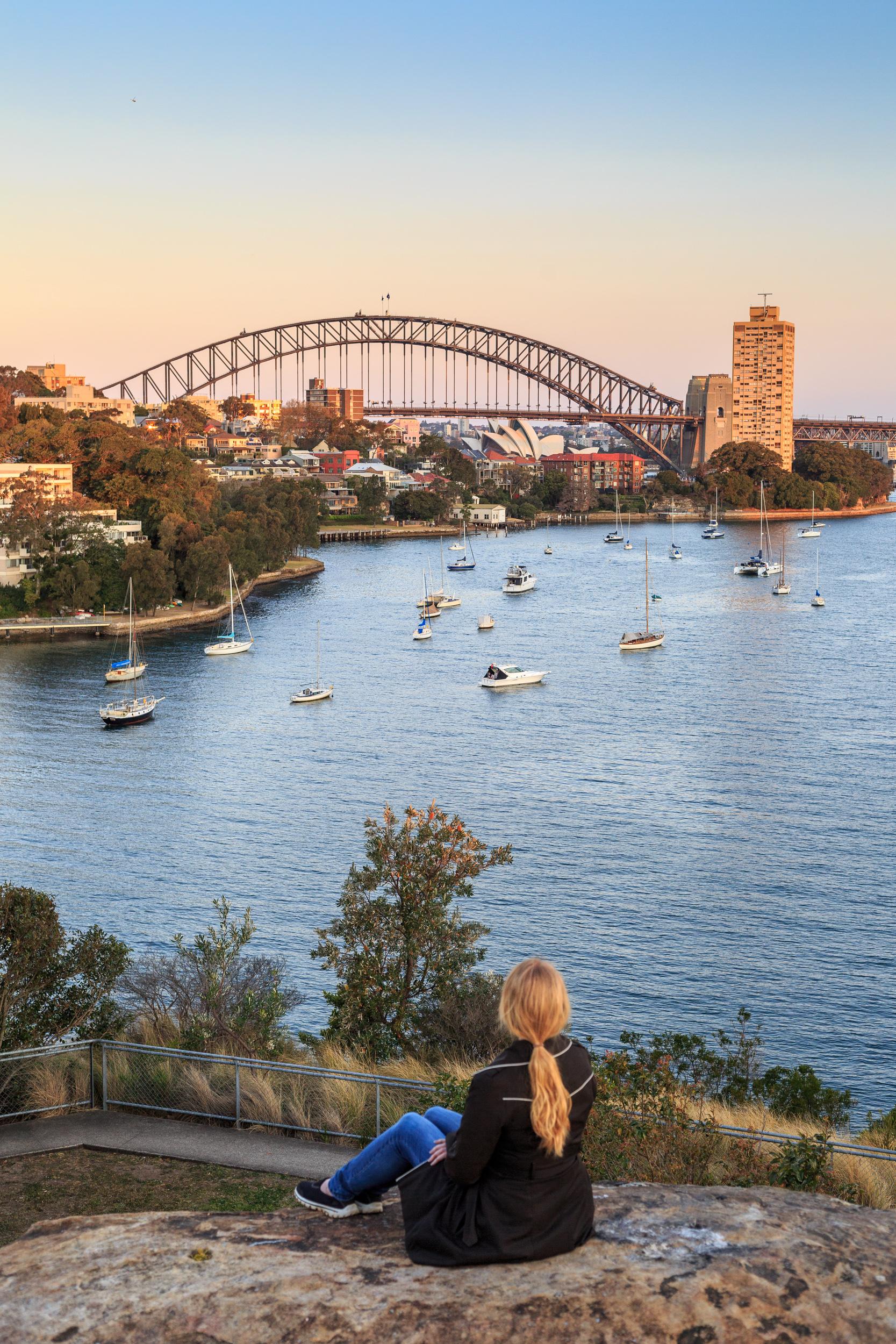 Instagram worthy place Sydney: Balls Head, Waverton