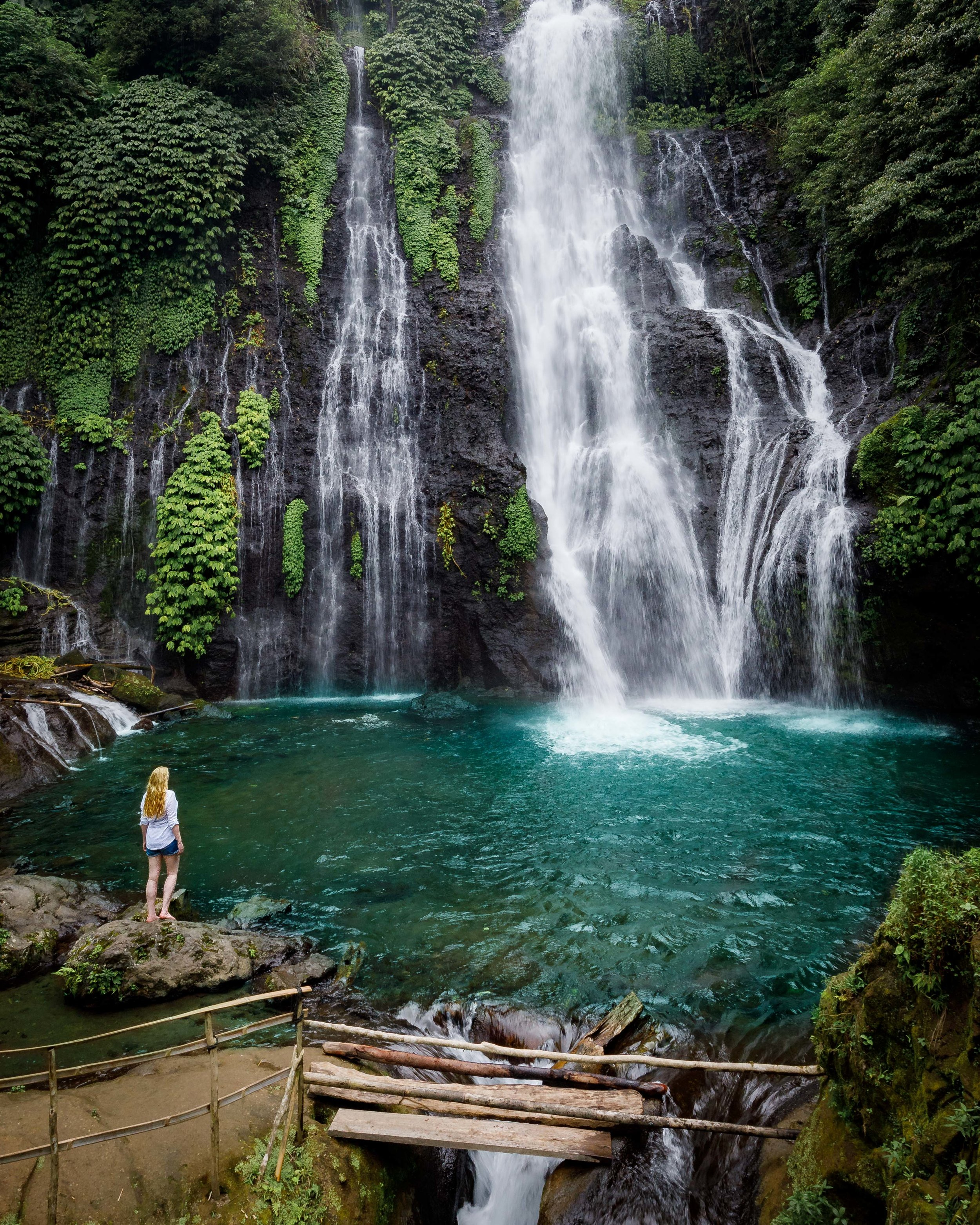 Best Waterfalls in Bali: Banyumala Waterfall