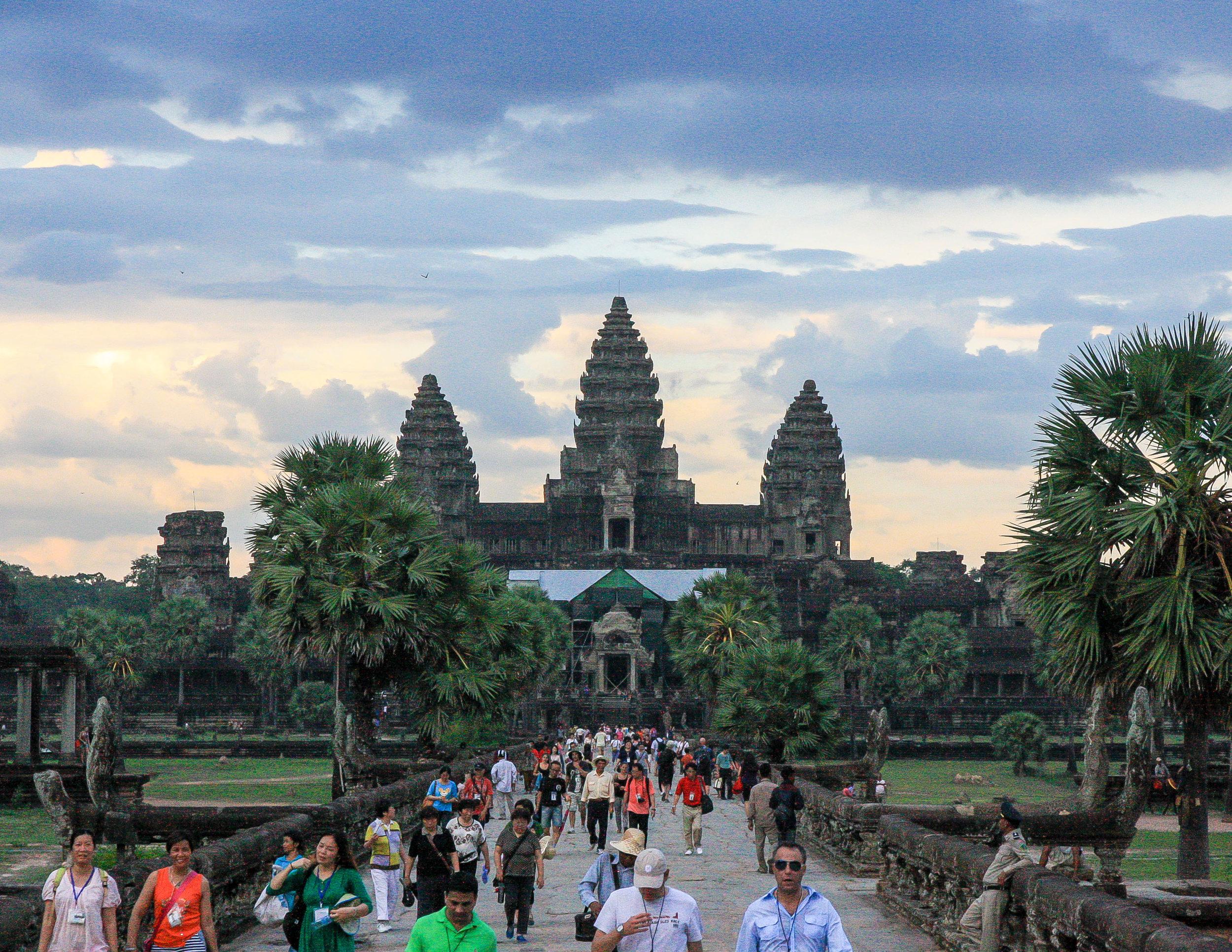 Cambodia Itinerary: Angkor Wat
