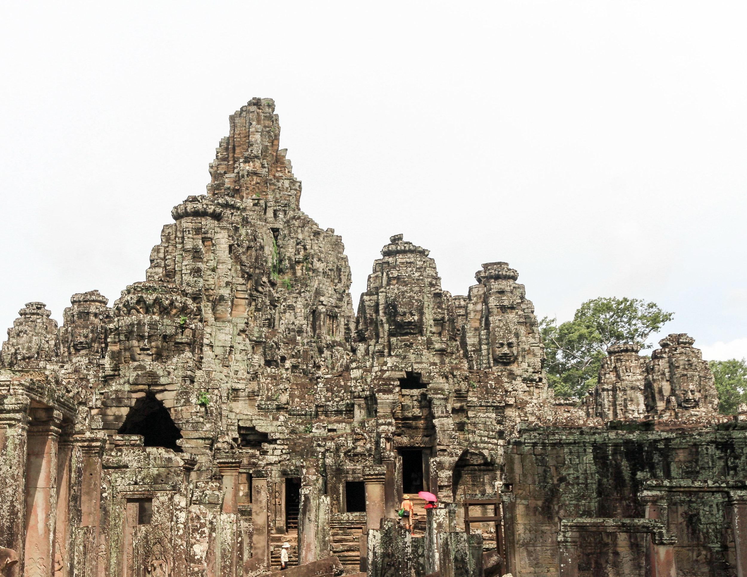 Cambodia Itinerary: Bayon