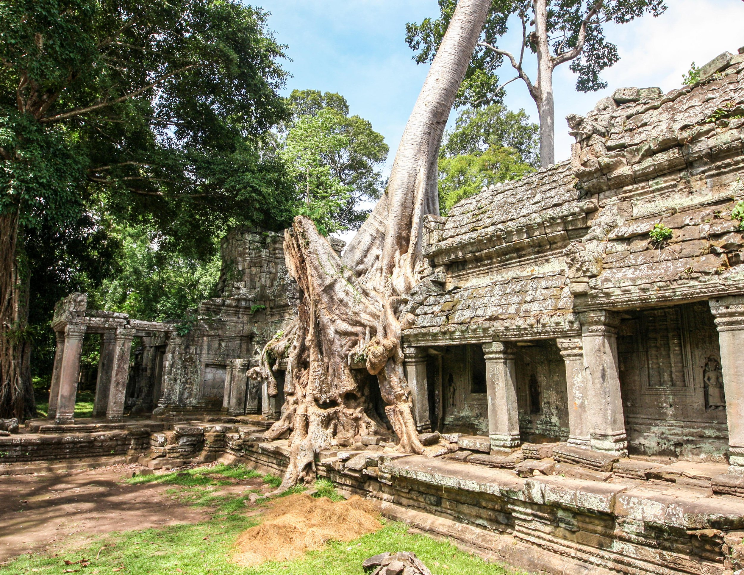 Cambodia Itinerary: Preah Kahn