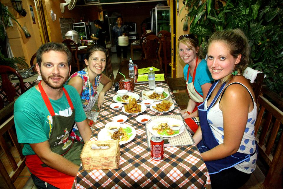 Cambodia Itinerary: Cooking class