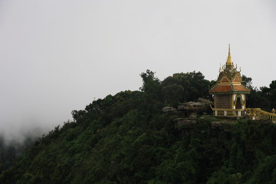 Cambodia Itinerary: Bokor National Park