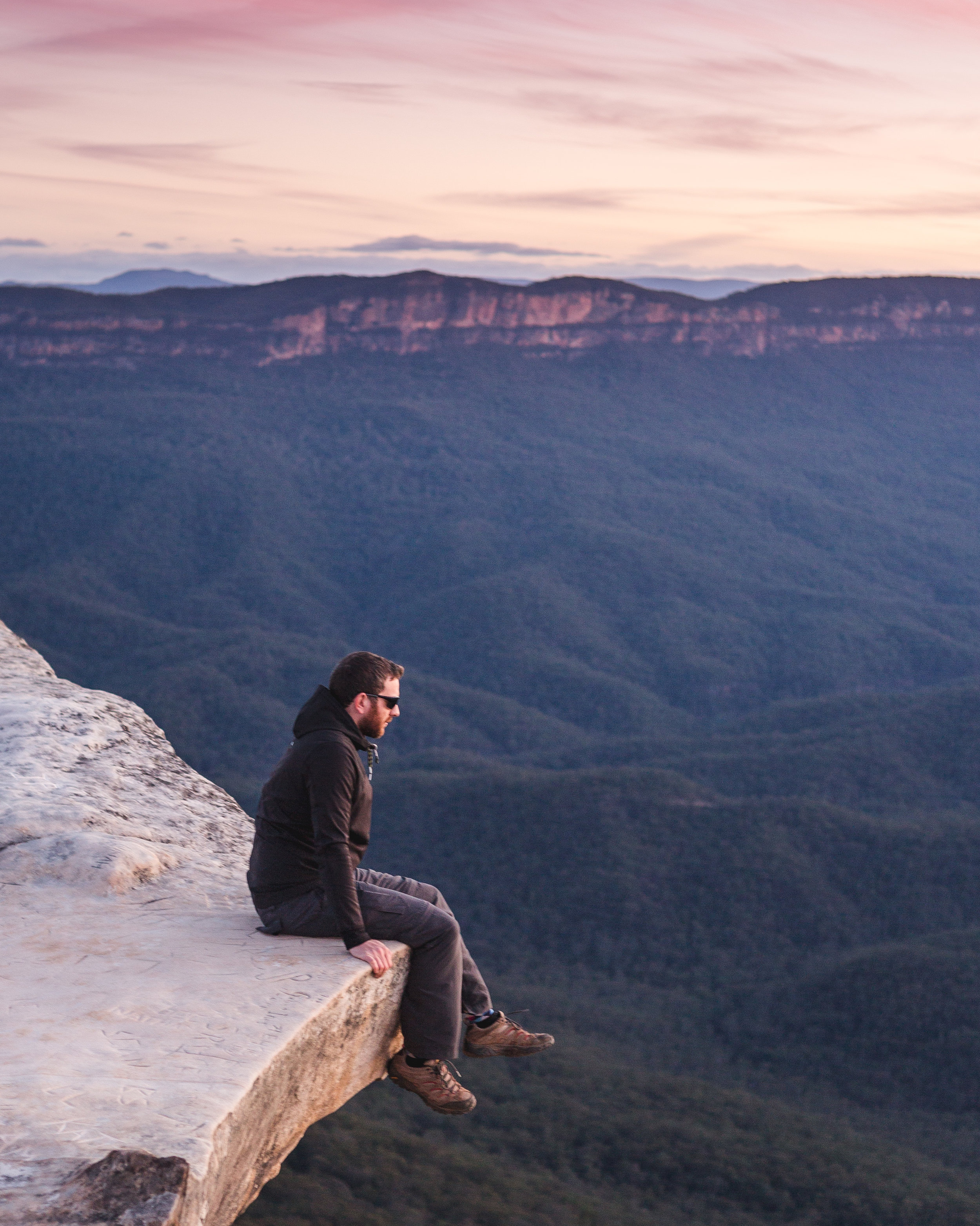 Best lookouts in the Blue Mountains: Lincoln Rock