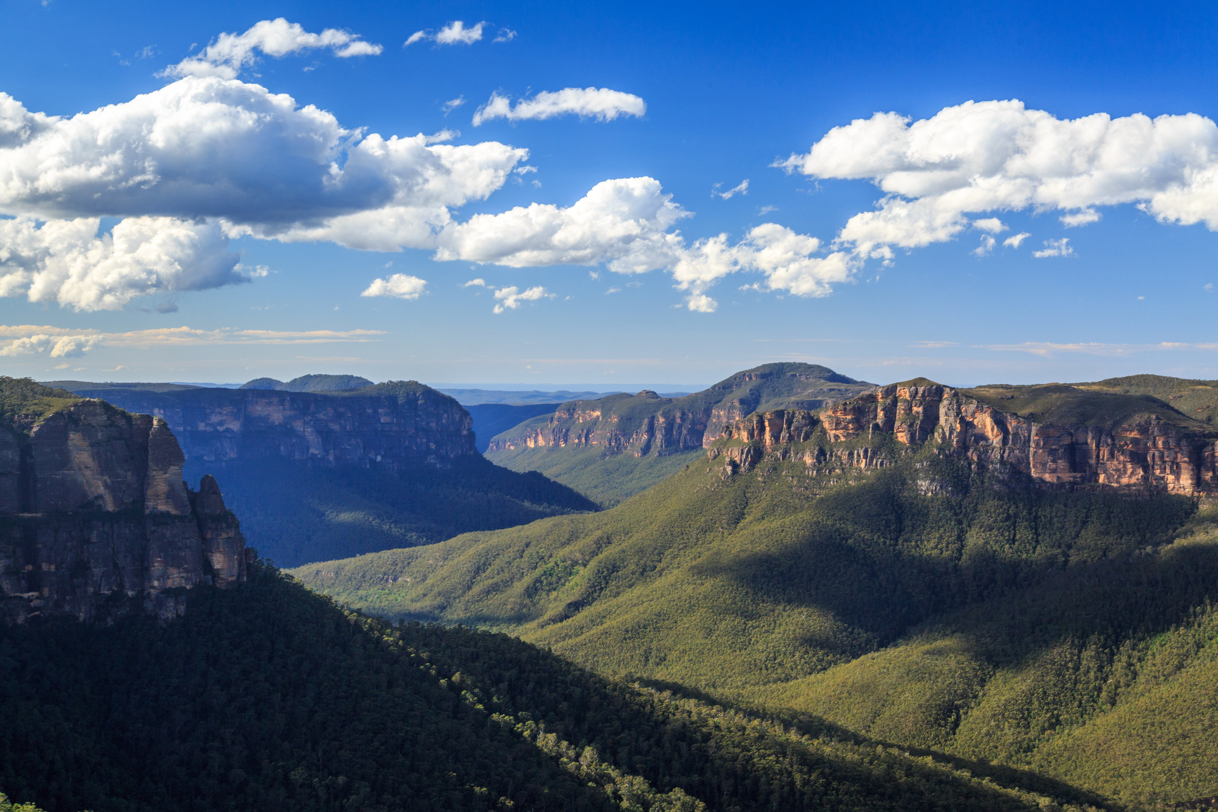 Best lookouts in the Blue Mountains: Evans Lookout