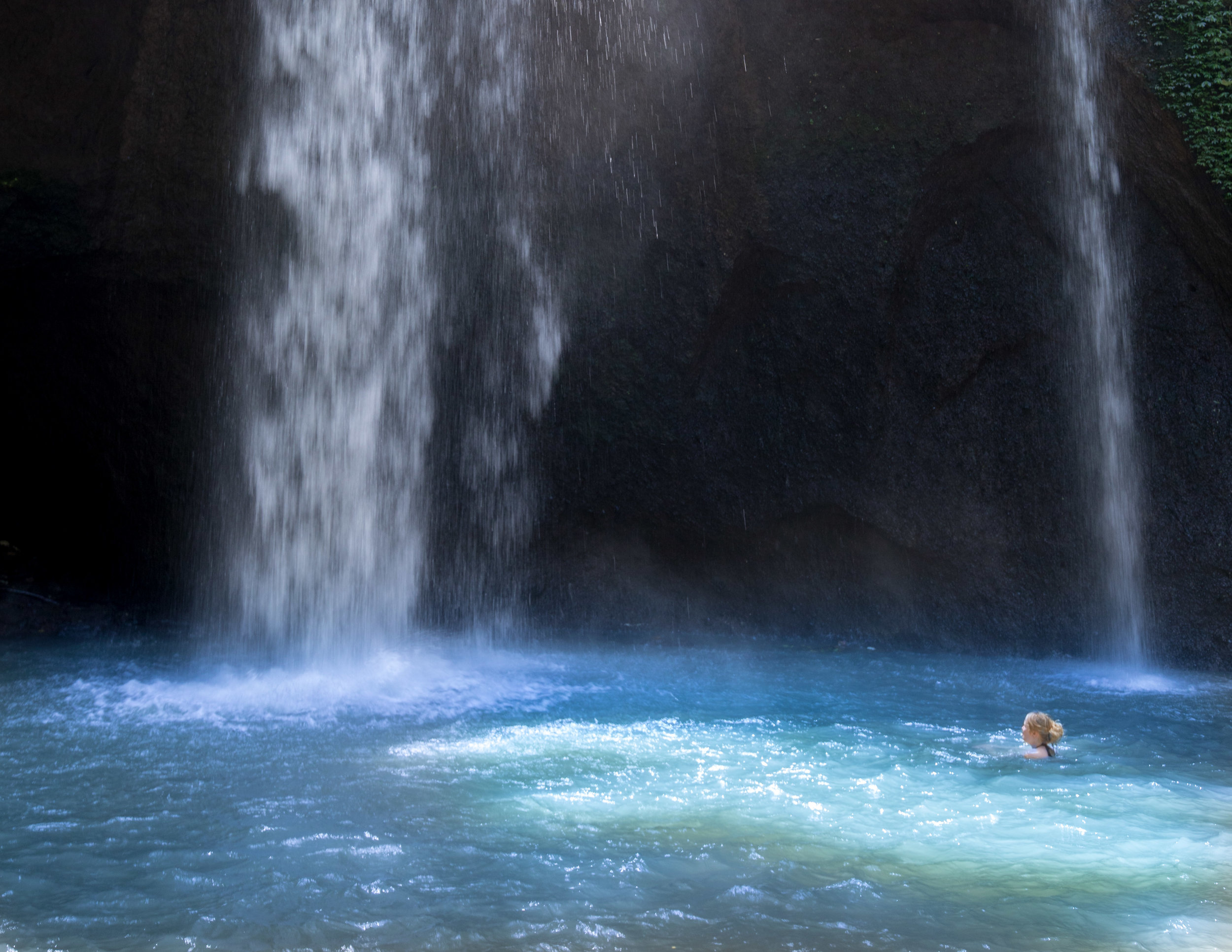 Best things to do in Ubud: Tibumana Waterfall