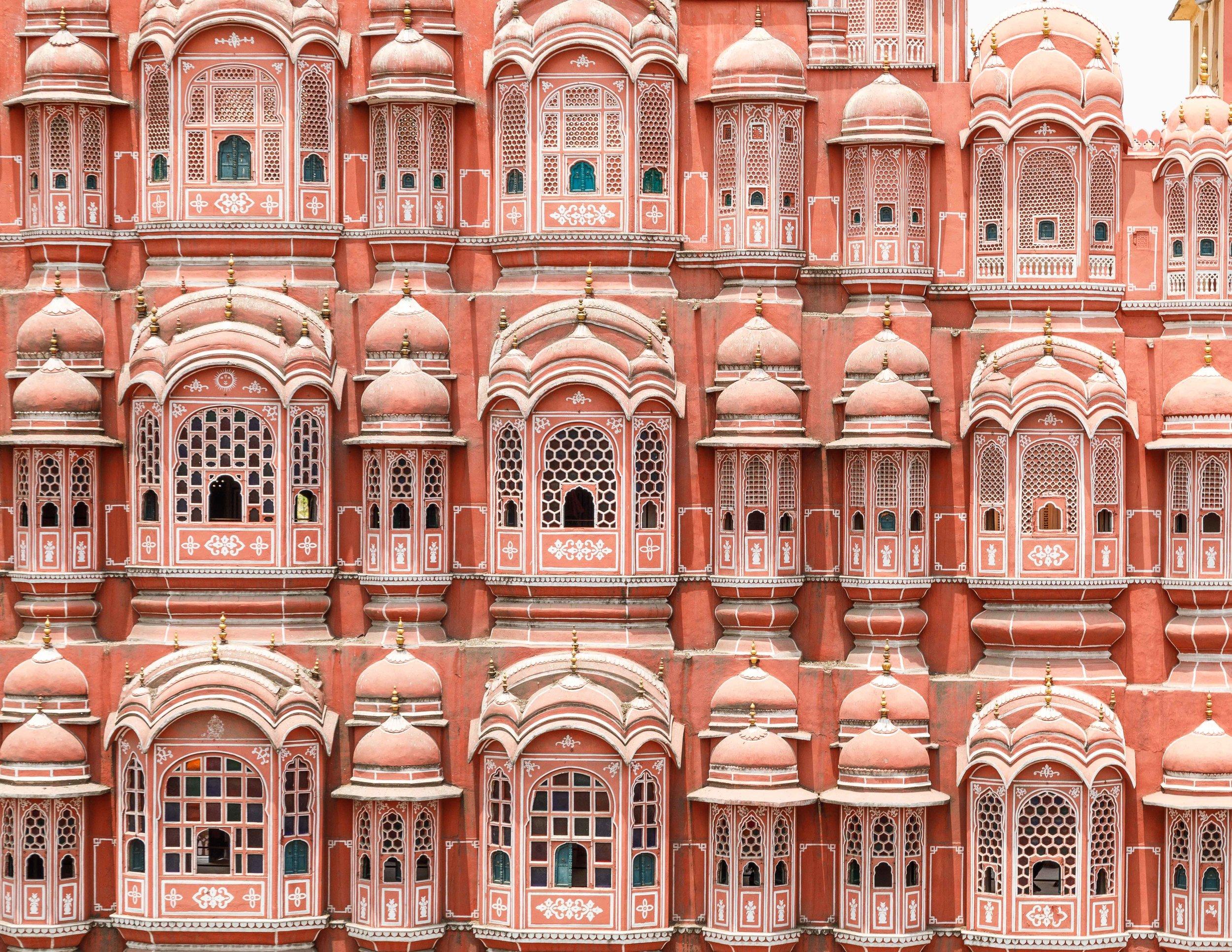 Places to visit in Jaipur: Hawa Mahal