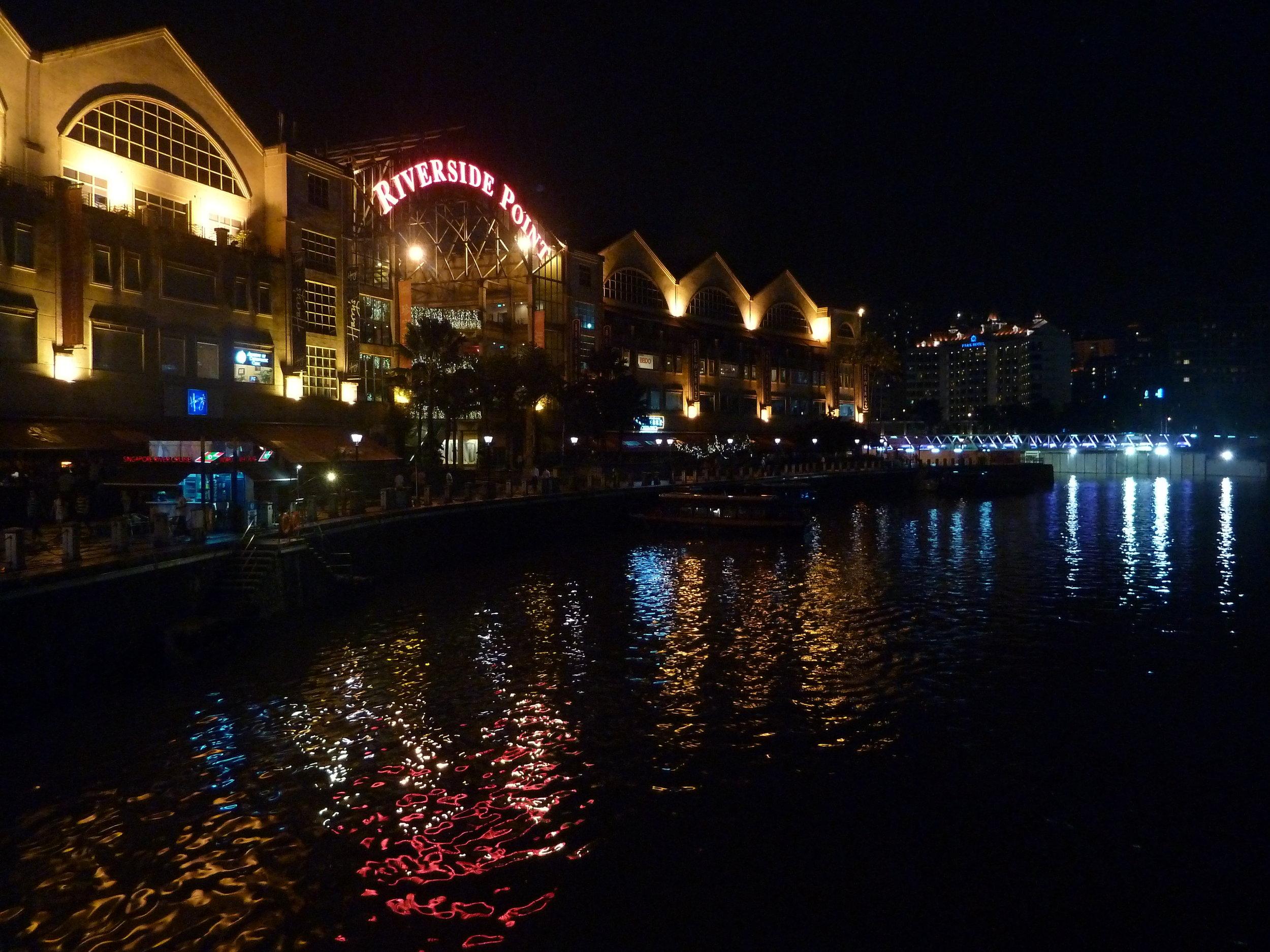 3 day Singapore Itinerary: Clarke Quay