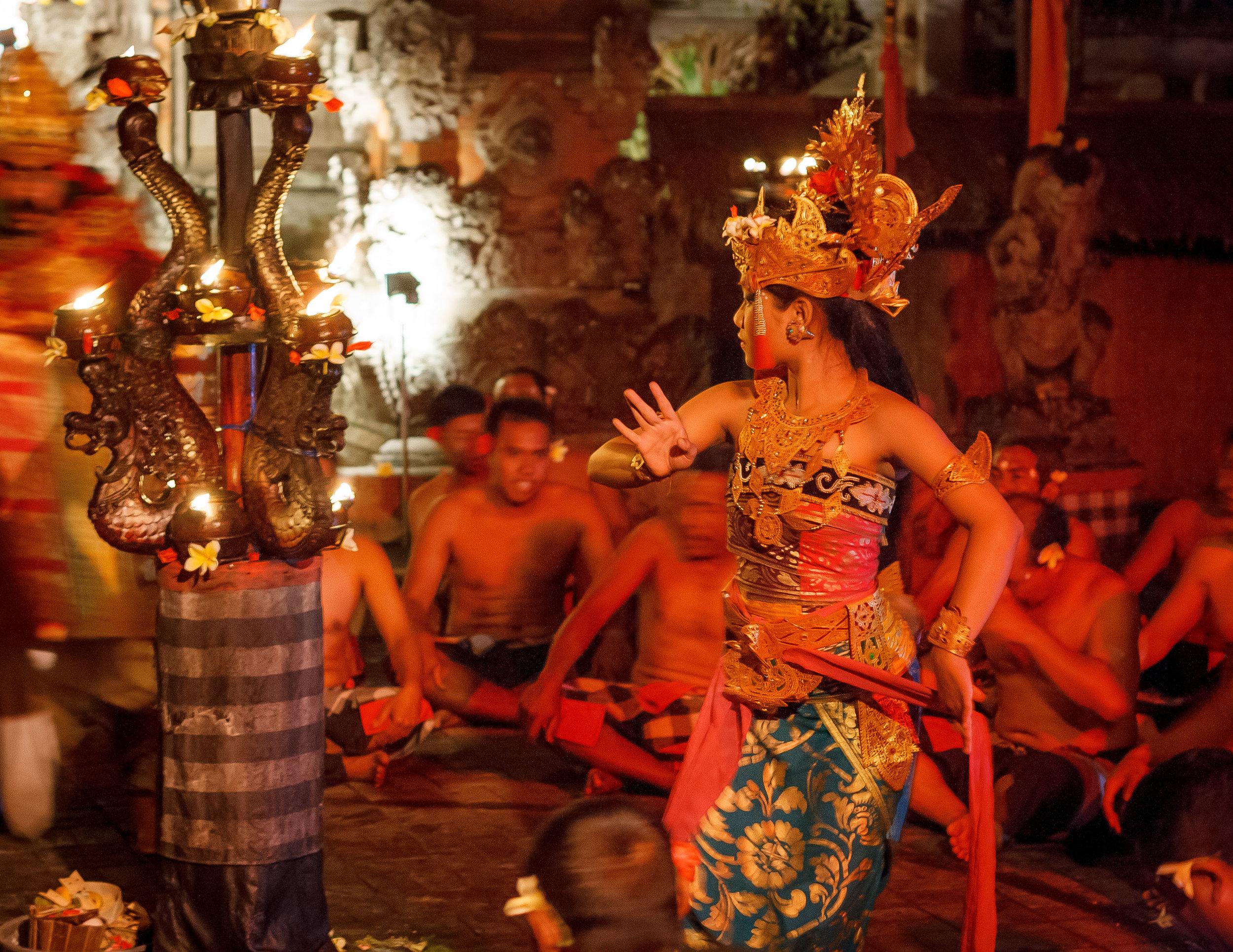 Bali Itinerary 7 days: Cultural Dance