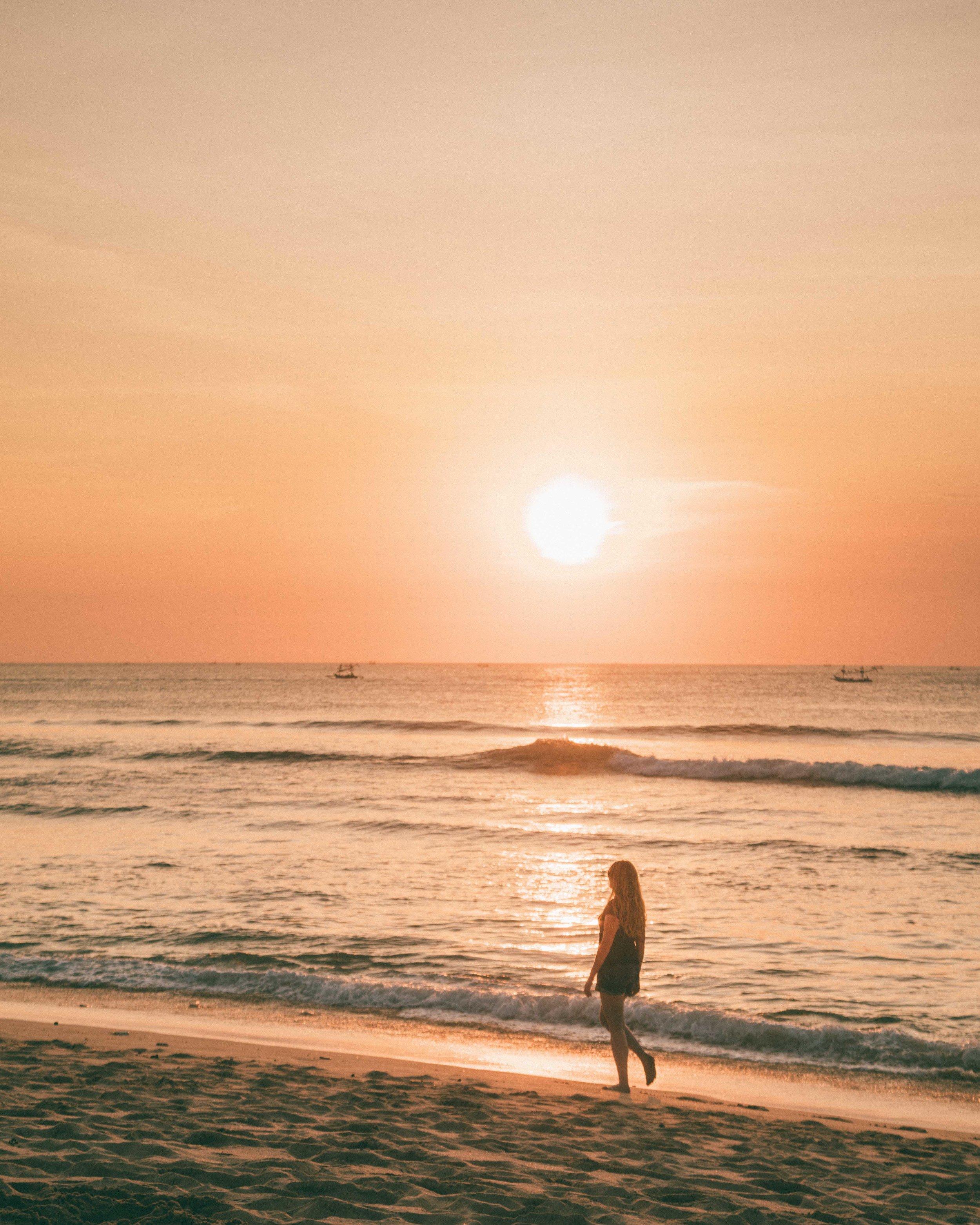 Bali Itinerary 7 days: Dreamland Beach