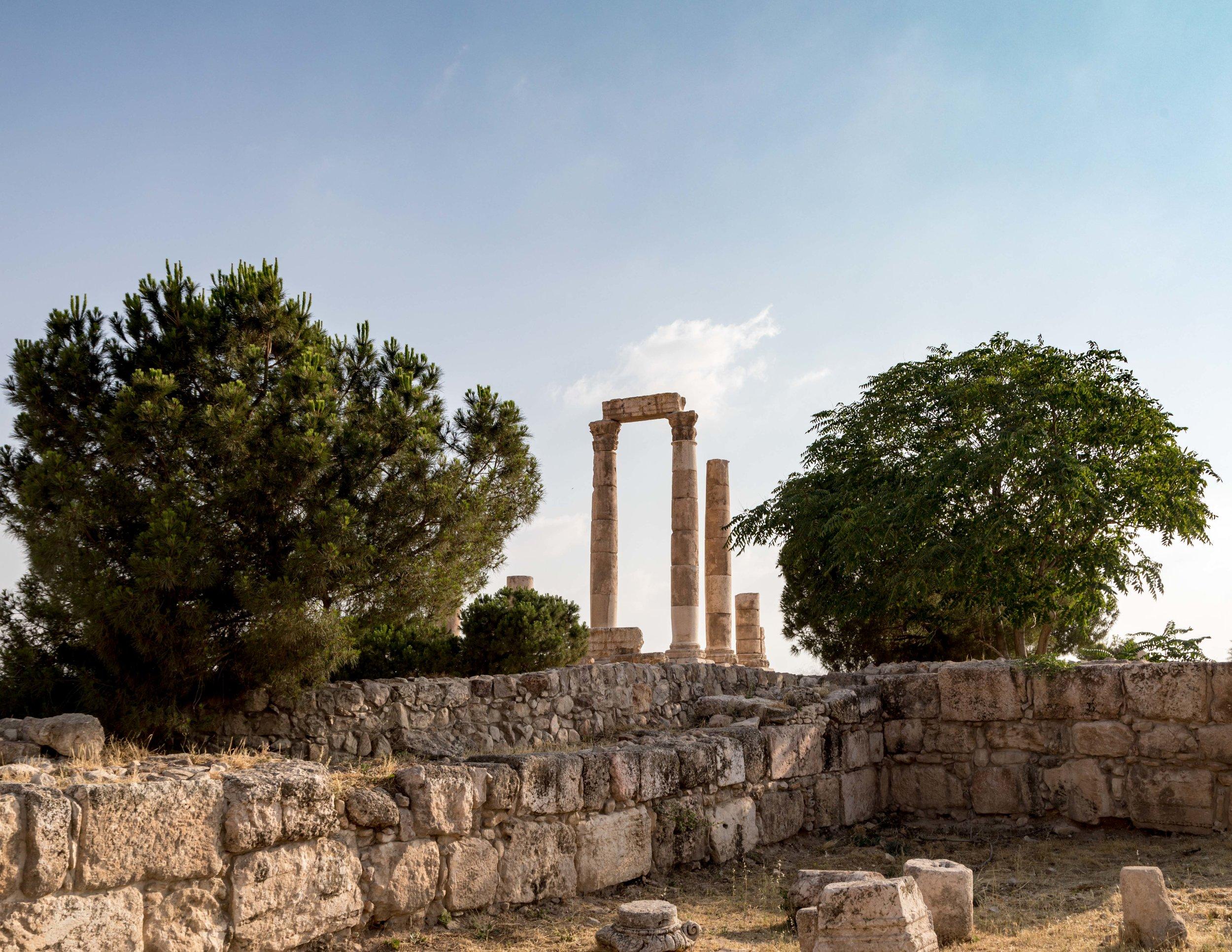 The Citadel Amman