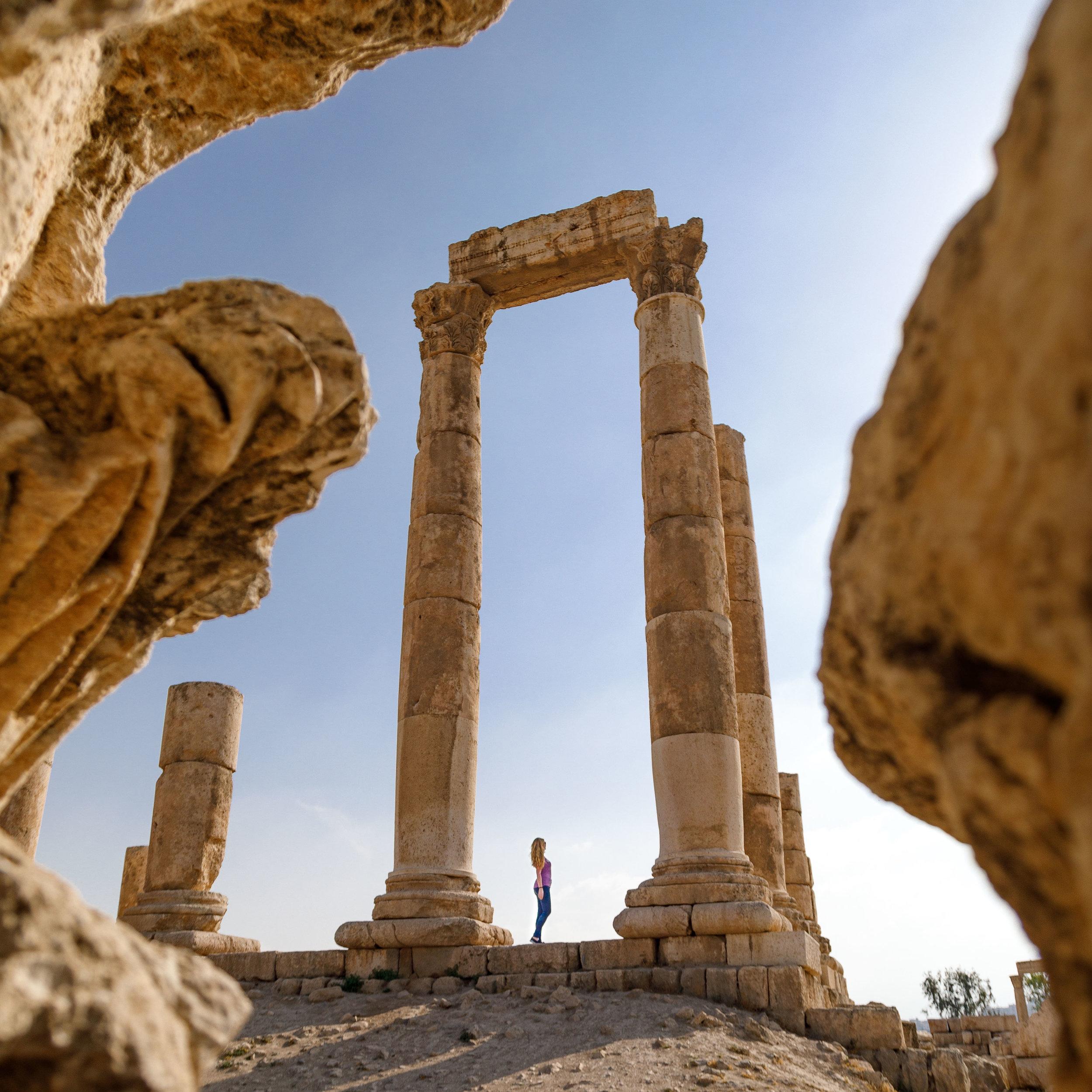 The Citadel Amman Entry Price