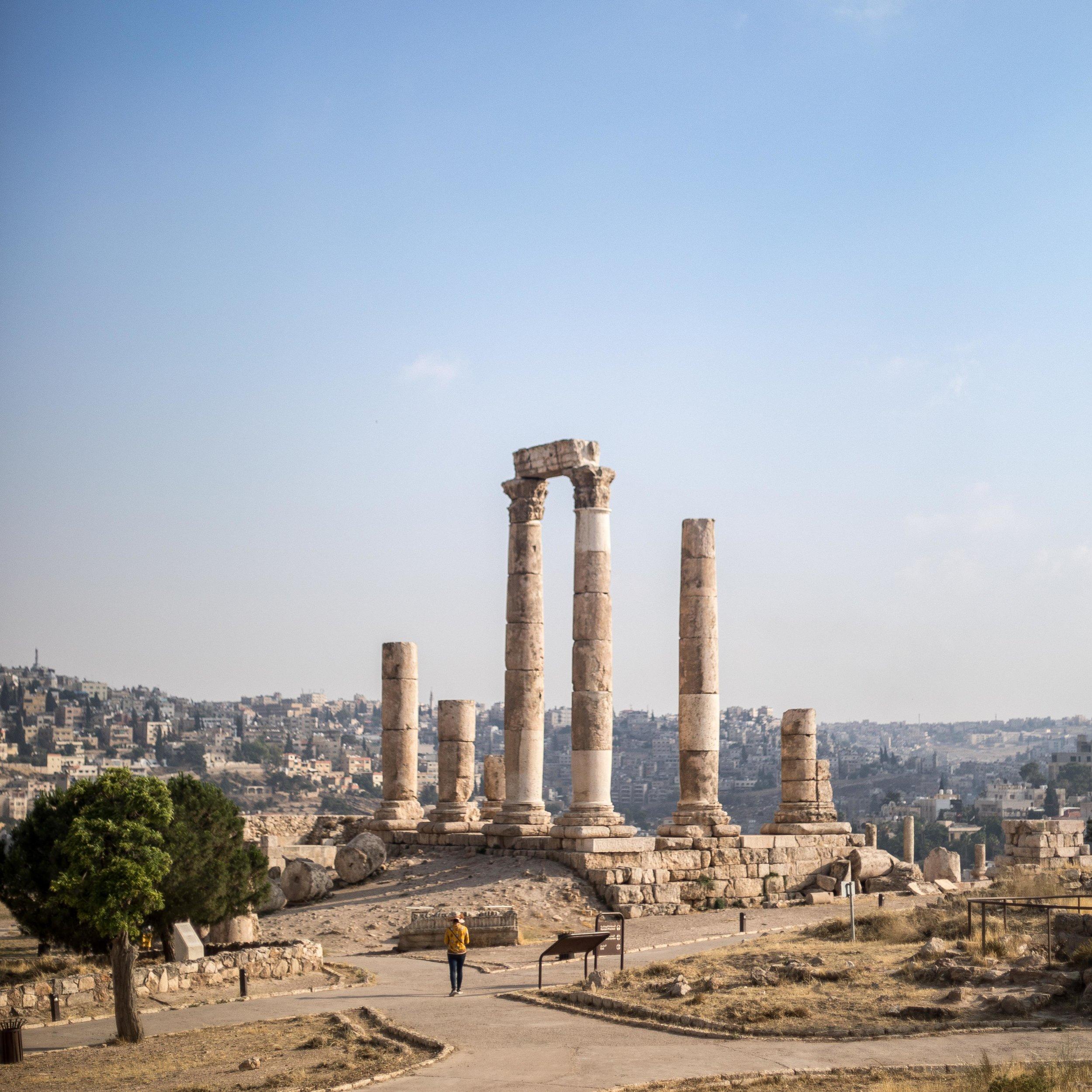 The Citadel Amman Opening Hours